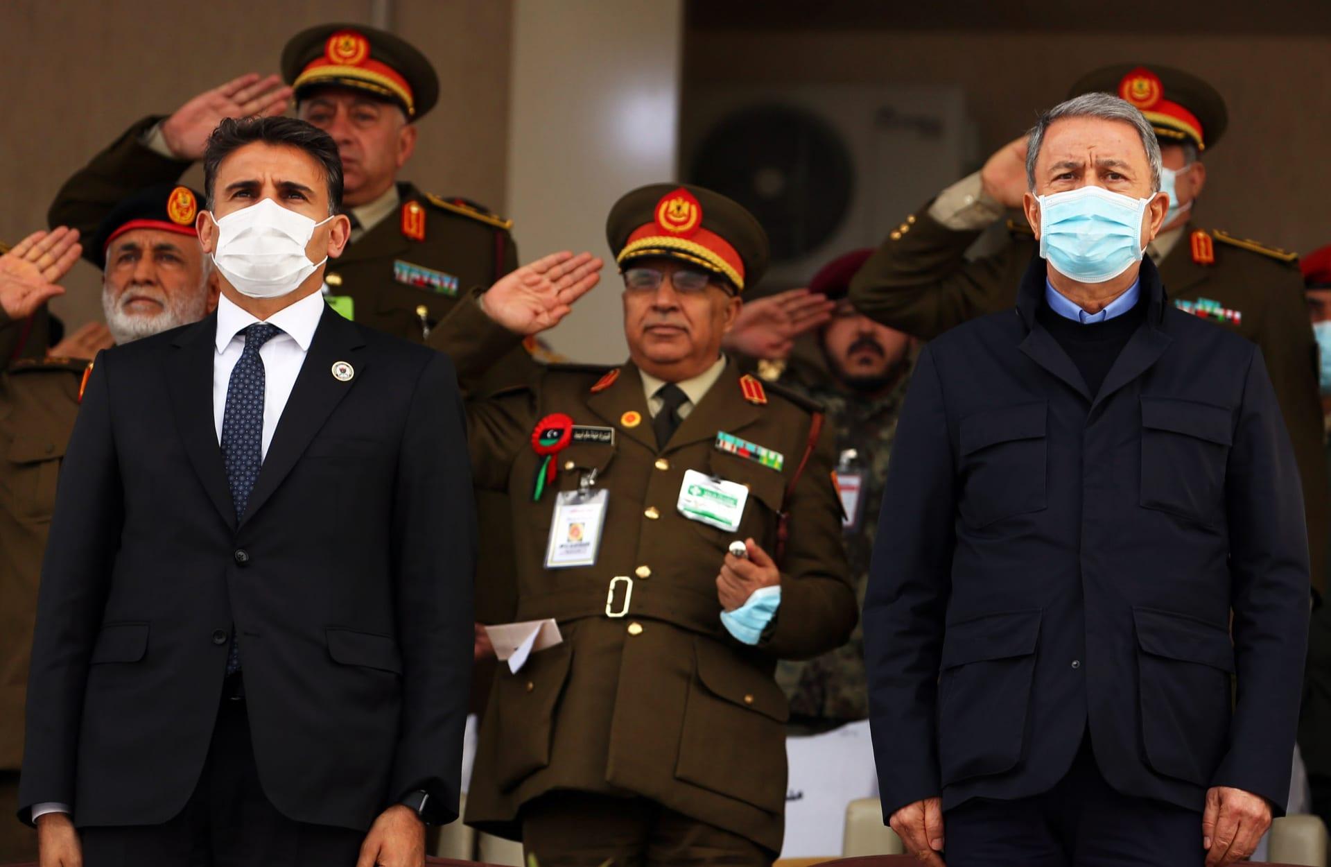 فيديو وصول وفد تركي عسكري رفيع إلى ليبيا يثير تساؤلات حول التوقيت والدلالات
