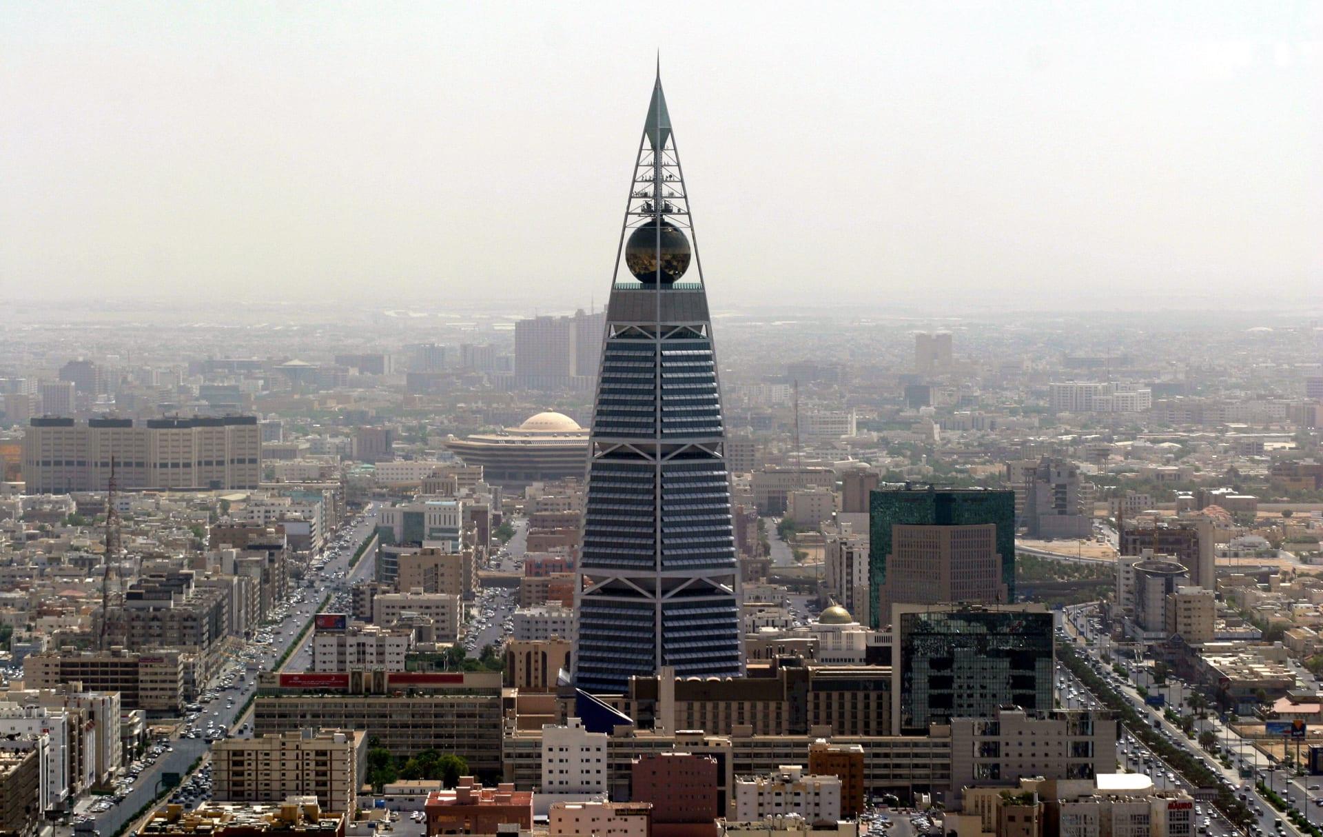 صورة أرشيفية عامة من العاصمة السعودية، الرياض