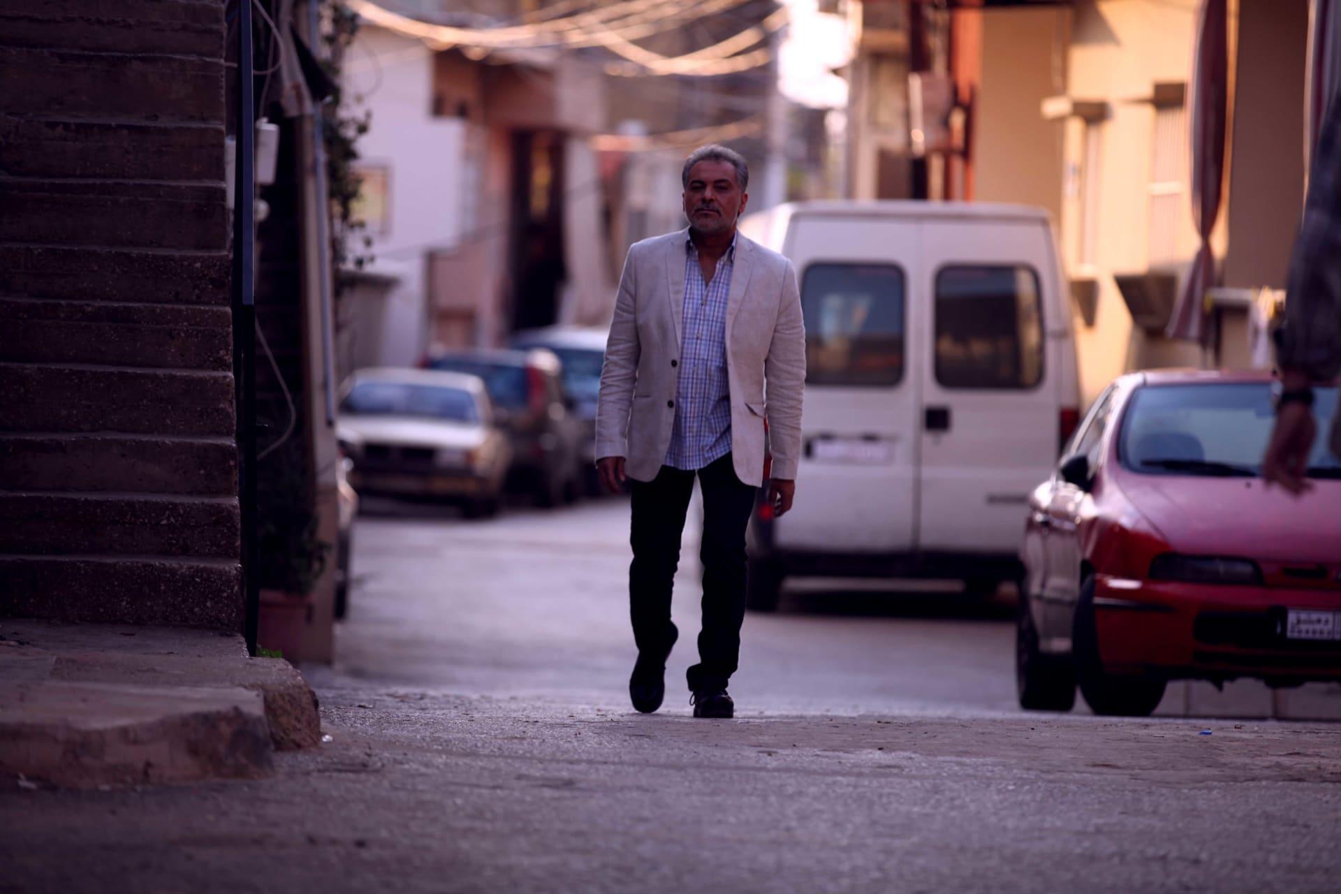 صورة للمخرج السوري الراحل حاتم علي