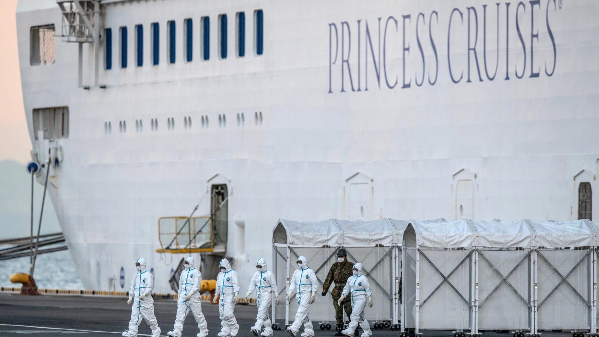 10 أيام غيرت مصير رحلات السفن البحربة في 2020