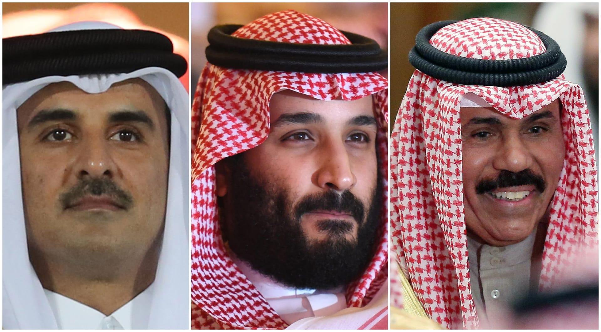الكويت: توقيع اتفاق إنهاء خلاف قطر والسعودية غداً.. وفتح الحدود اليوم