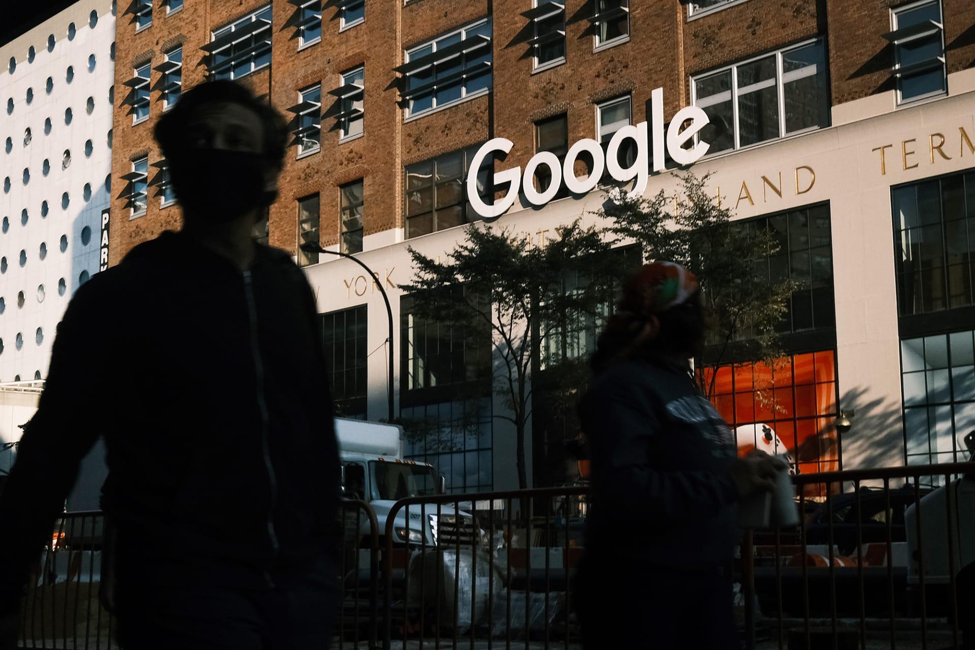 موظفون في غوغل يشكلون أول اتحاد عمّال في تاريخ الشركة