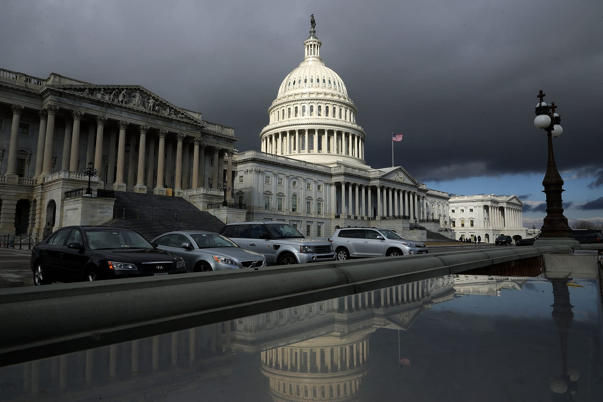 صورة ارشيفية لمنى الكونغرس الأمريكي