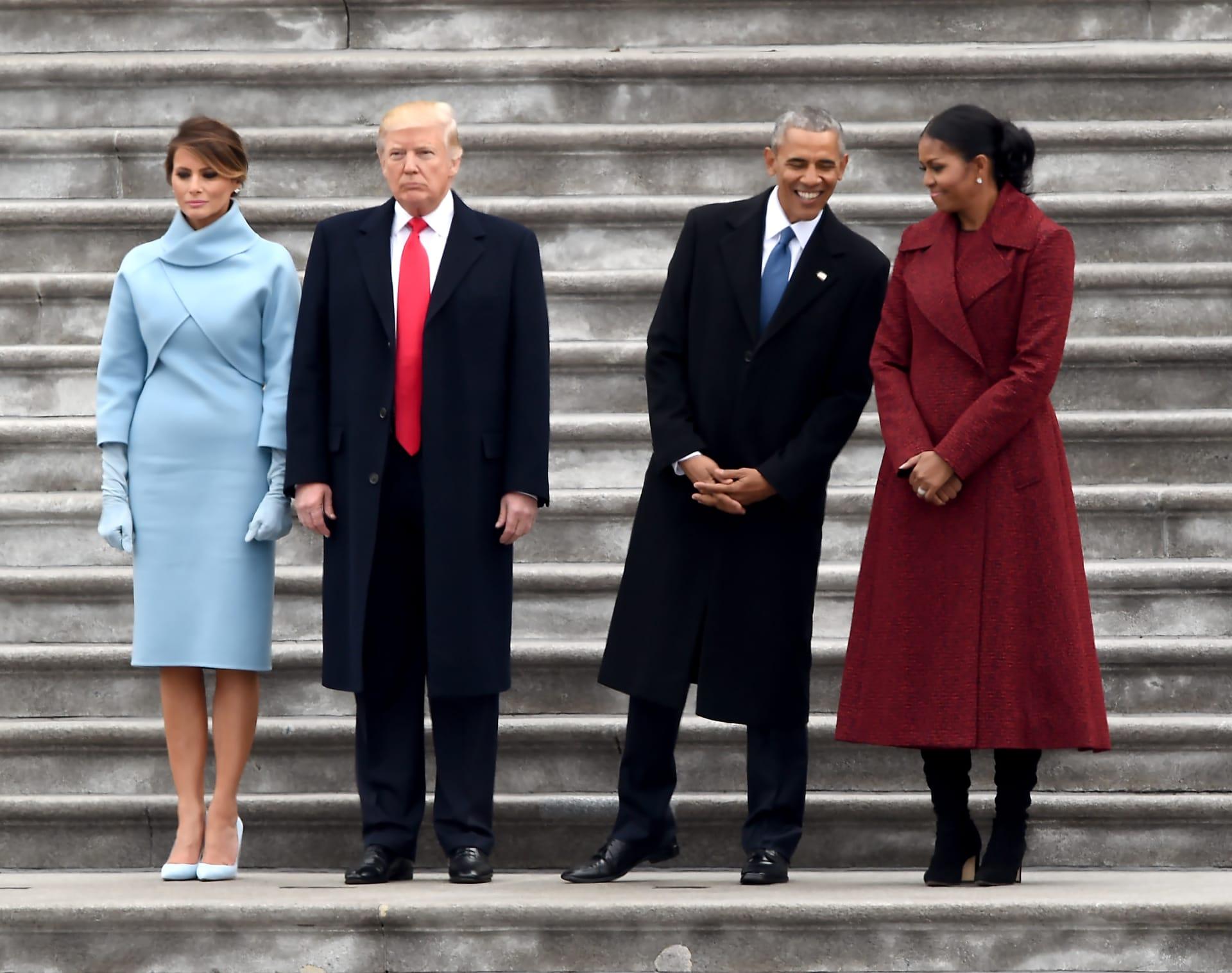 بعد رفض ترامب تنصيب بايدن.. تعرف إلى رؤساء أمريكا الذين لم يحضروا حفل التنصيب