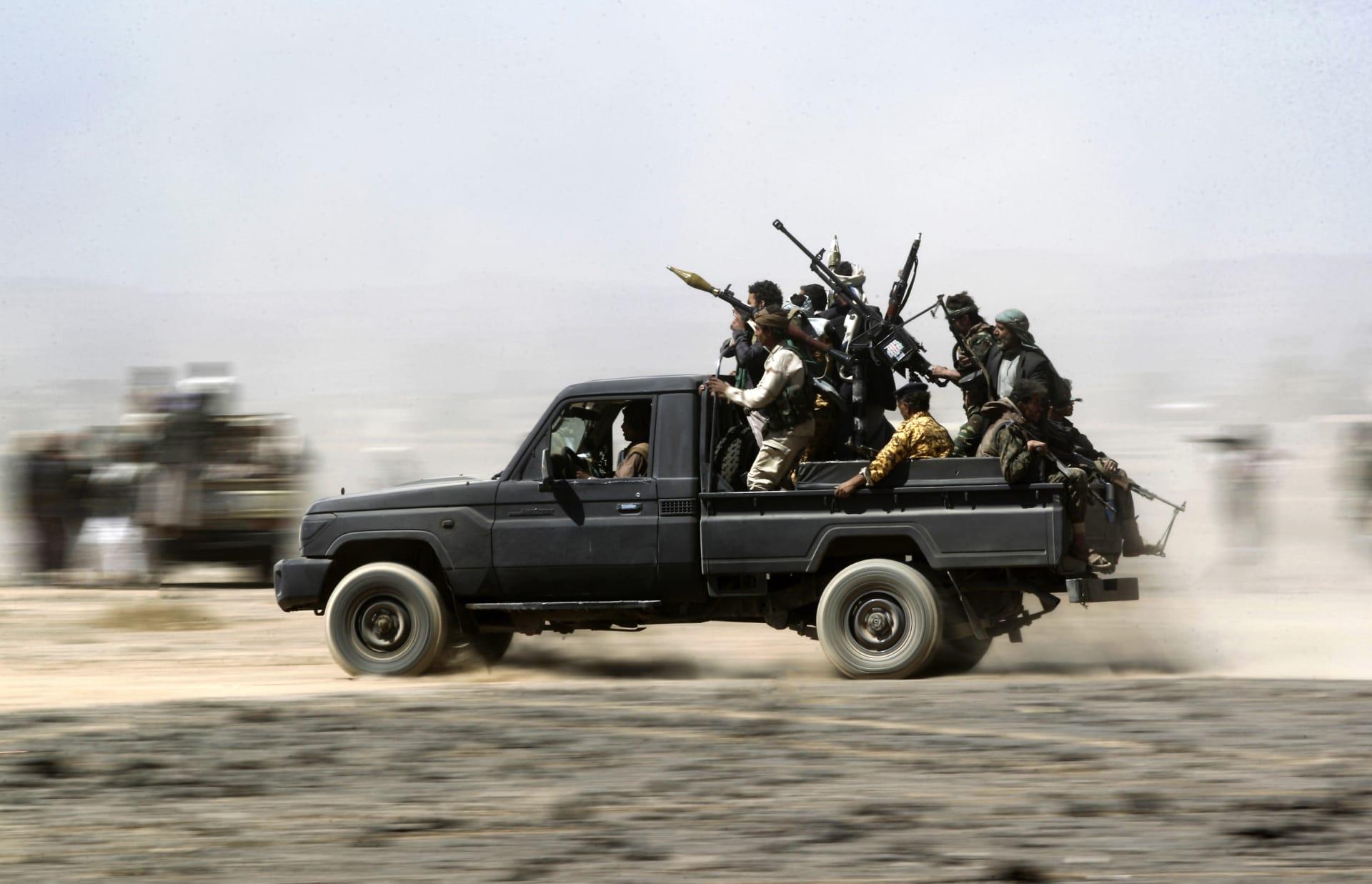 """السعودية تبرز أهمية قرار الإدارة الأمريكية تصنيف الحوثيين """"منظمة إرهابية"""": تنسجم مع مطالبات الحكومة اليمنية"""