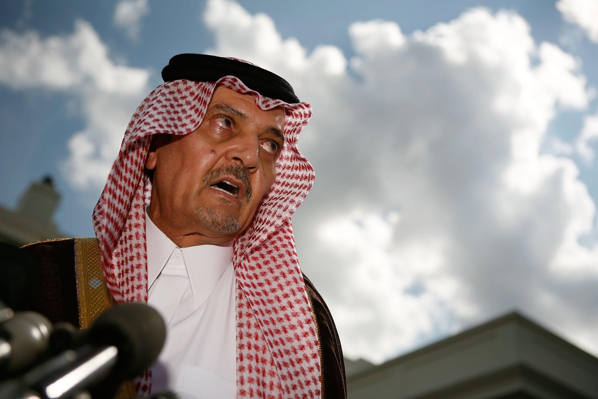 """""""عارض غزو العراق"""".. نشر فيديو سابق لوزير الخارجية السعودي سعود الفيصل"""