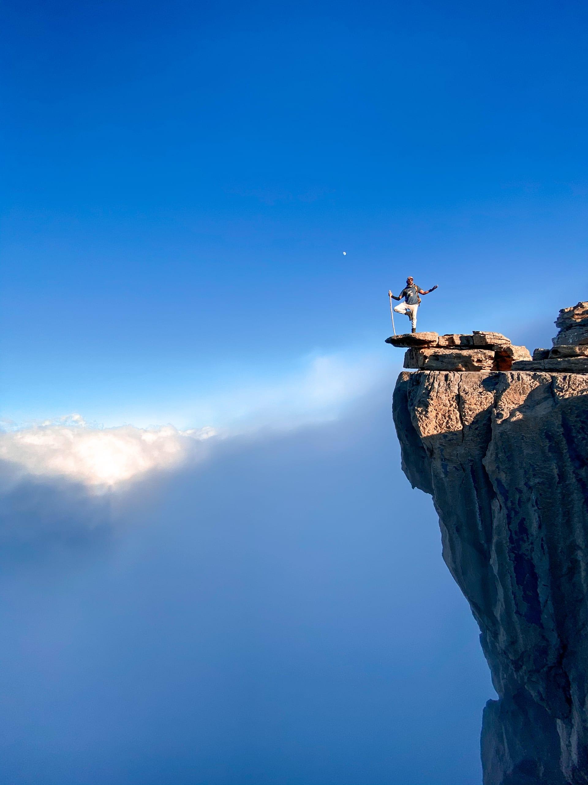 أعلى قمة جبلية في عمان