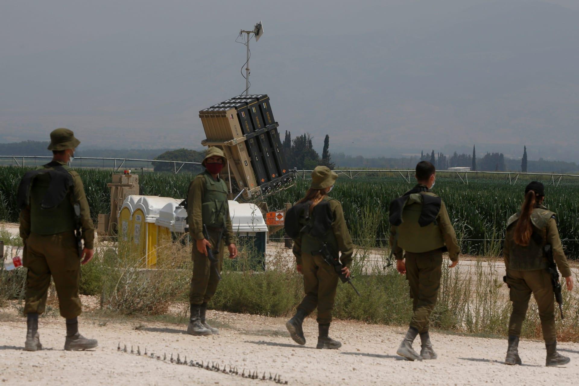 متحدث الجيش الإسرائيلي يعلن إسقاط طائرة مُسيرة عبرت الحدود من لبنان
