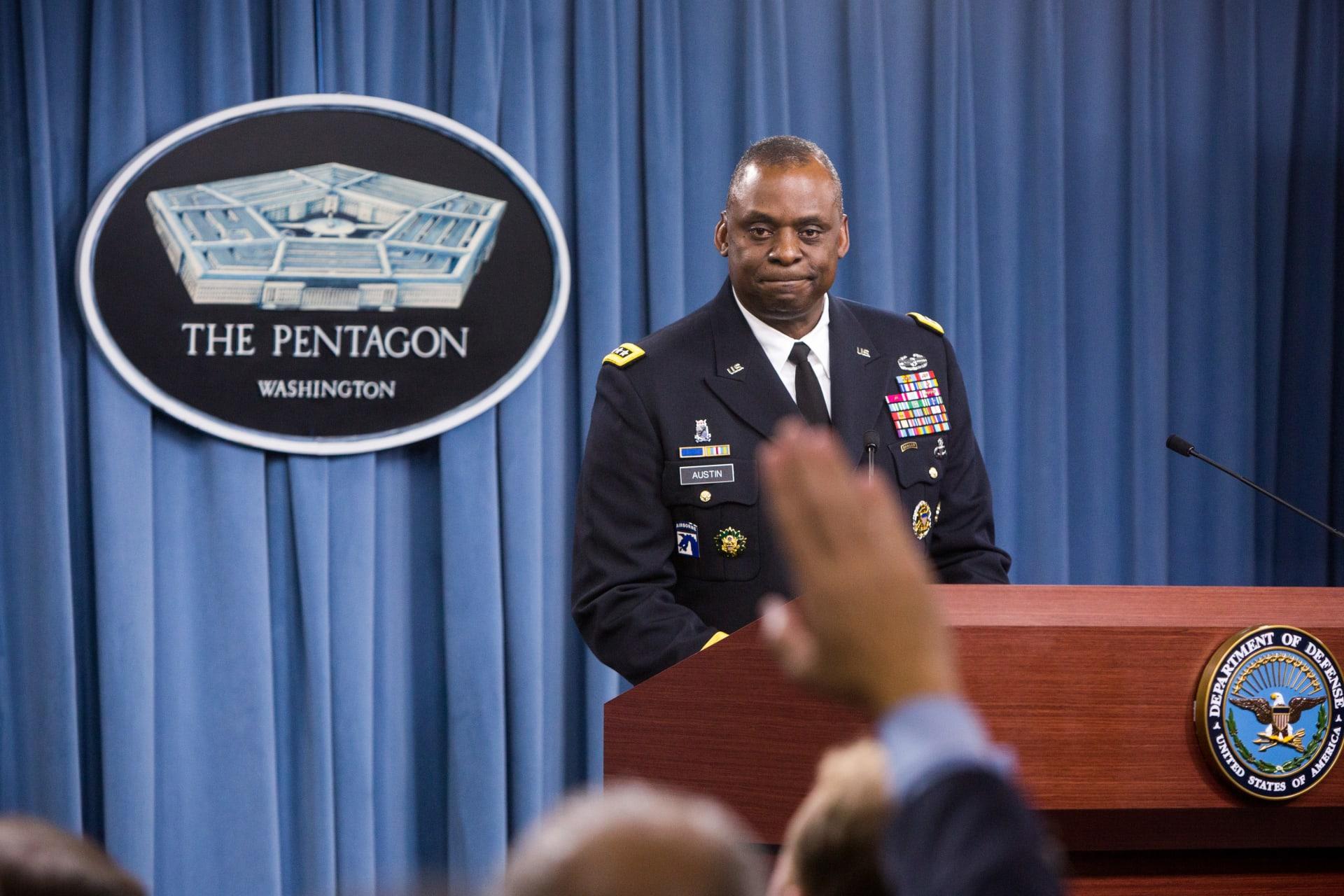 مجلس الشيوخ يوافق على تعيين لويد أوستن أول وزير دفاع أمريكي من أصول إفريقية