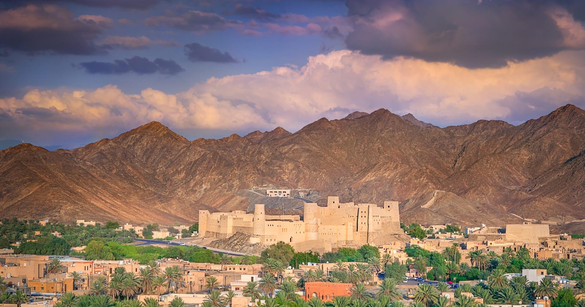 قلعة بهلا في السعودية