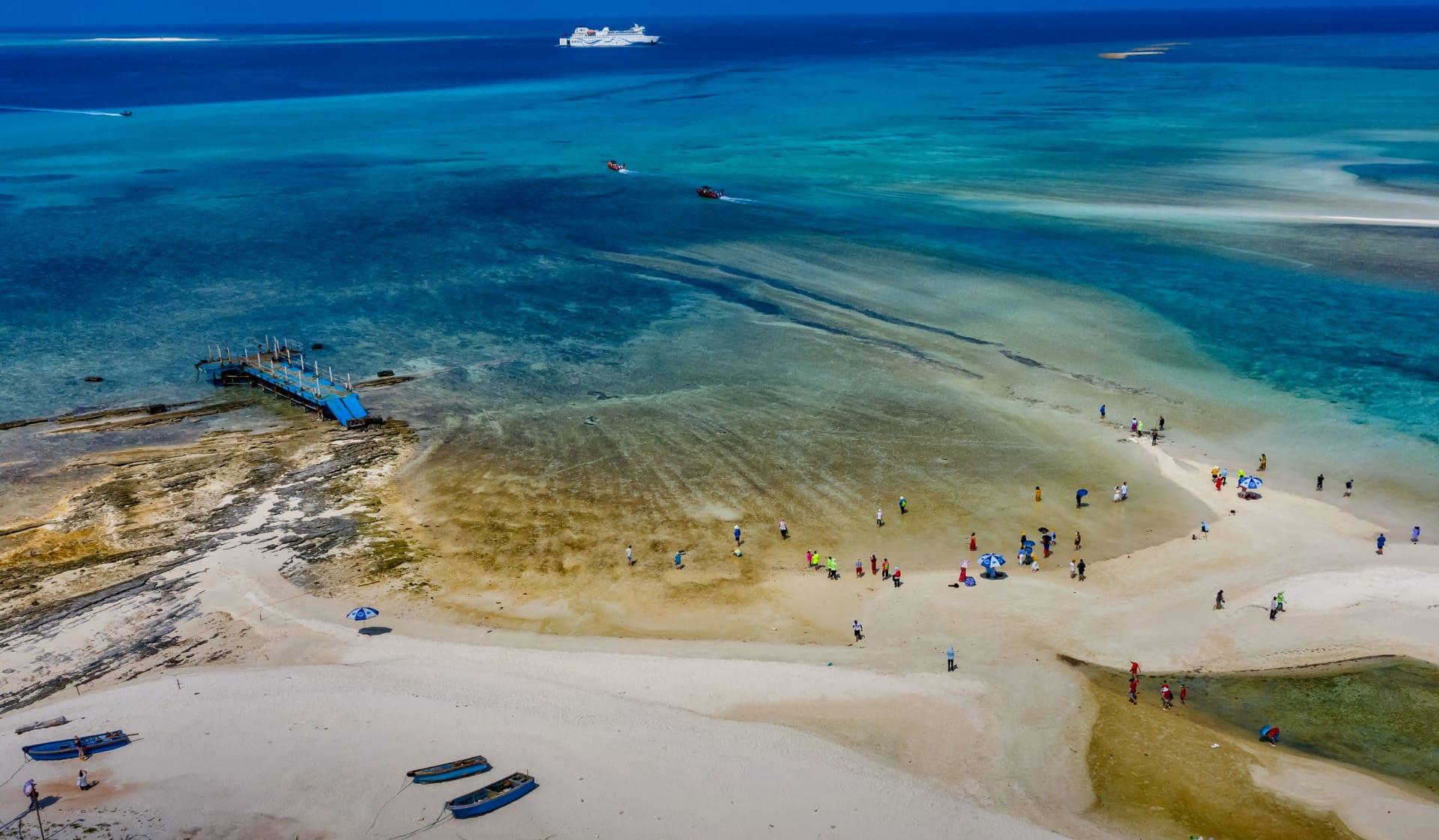 جزر باراسيل
