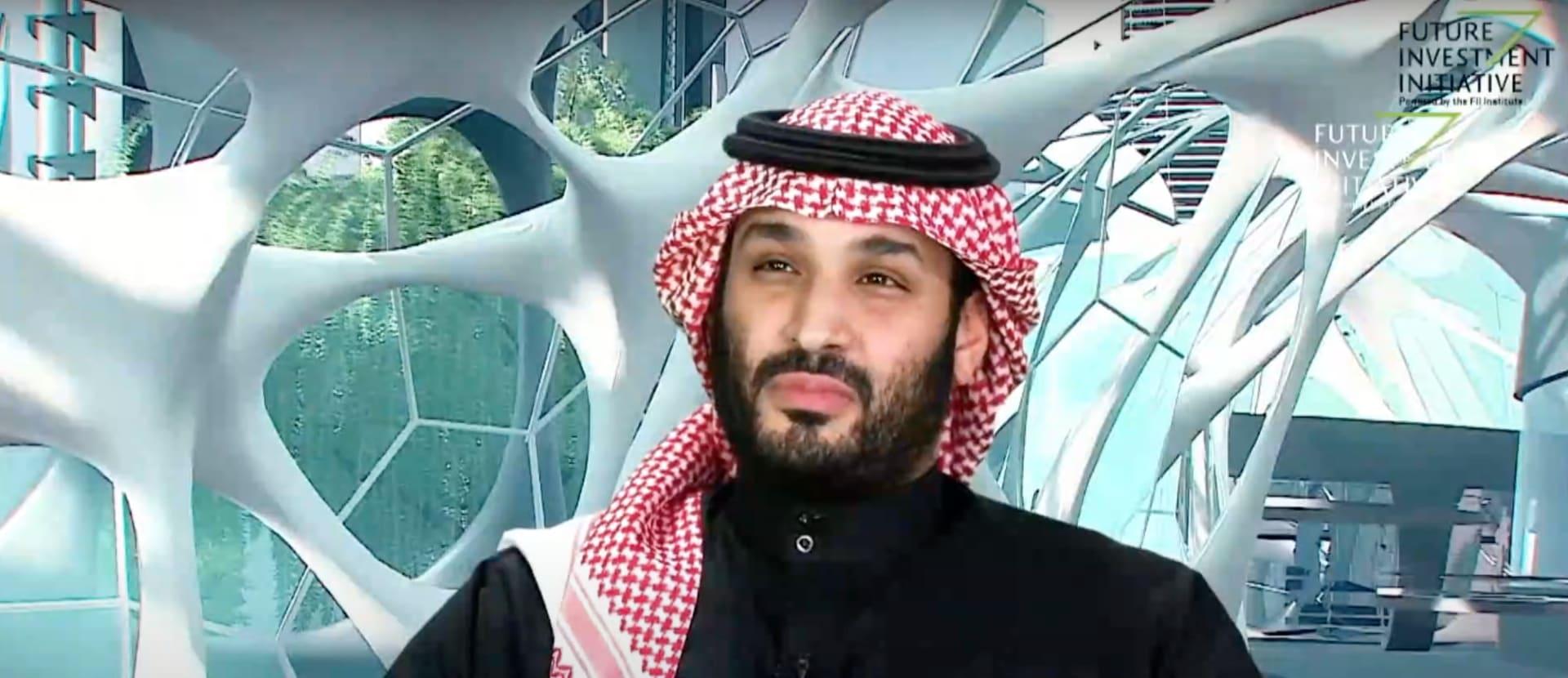 الأمير محمد بن سلمان: الرياض ستكون من أكبر اقتصادات المدن في العالم