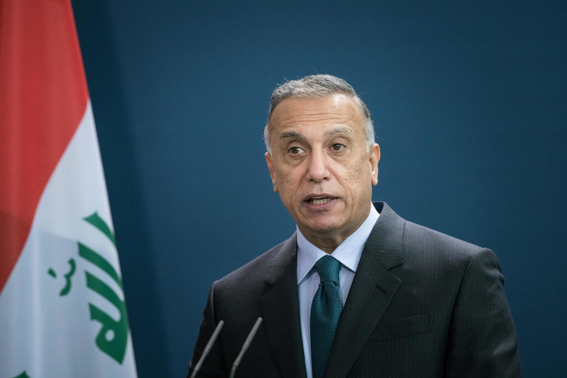 """رئيس الحكومة العراقية يعلن مقتل نائب """"الخليفة ووالي العراق"""" في تنظيم داعش"""