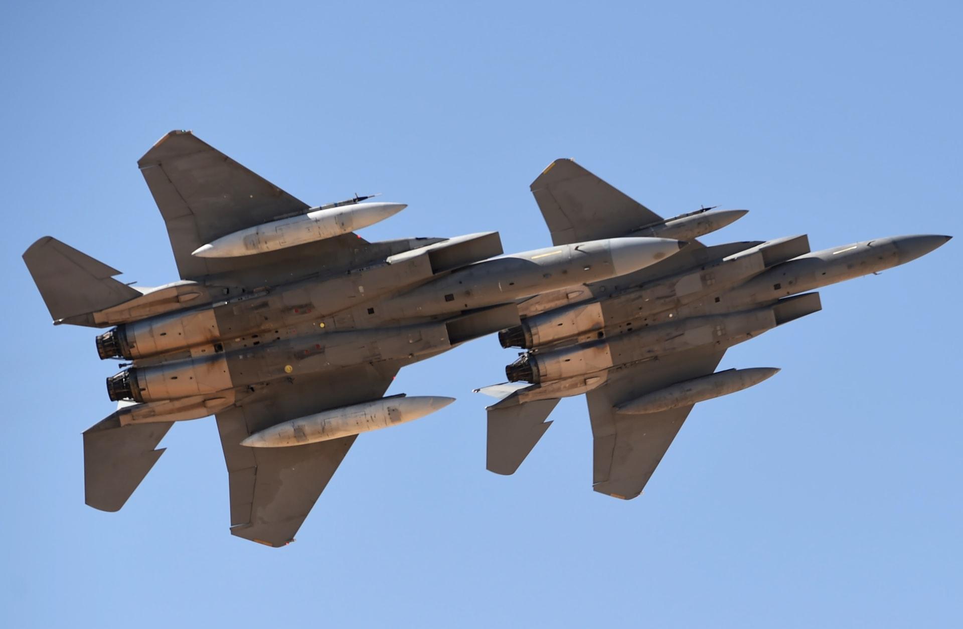 """الجيش السعودي يطلق مناورات """"رماح النصر"""" الجوية الأولى من نوعها"""