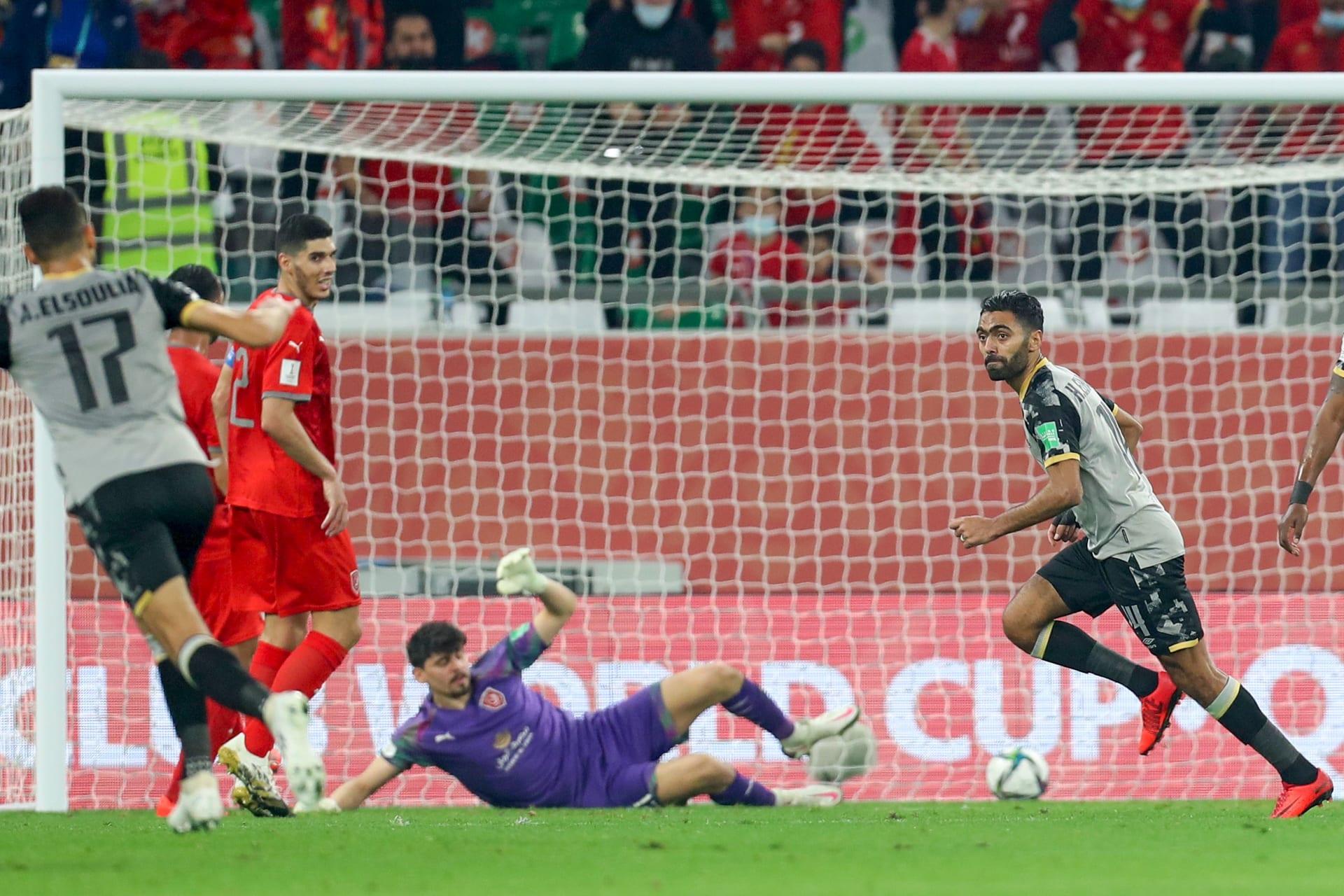 الأهلي يفوز على الدحيل.. ويواجه بايرن ميونخ بنصف نهائي كأس العالم للأندية