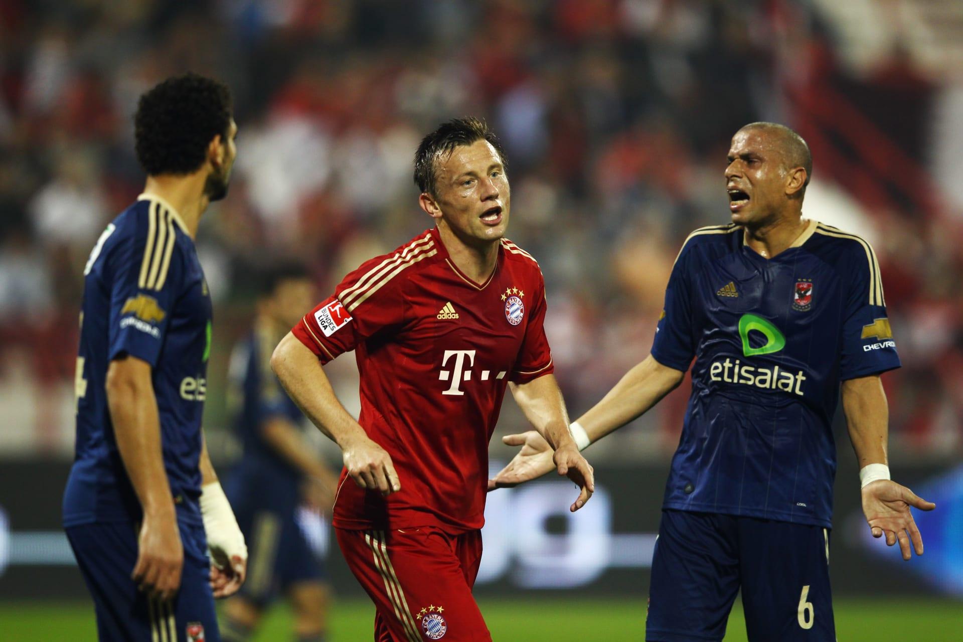 بايرن ميونخ يذكر الأهلي بهزيمة تلقاها قبل 9 أعوام على أرضية ملعب نصف النهائي