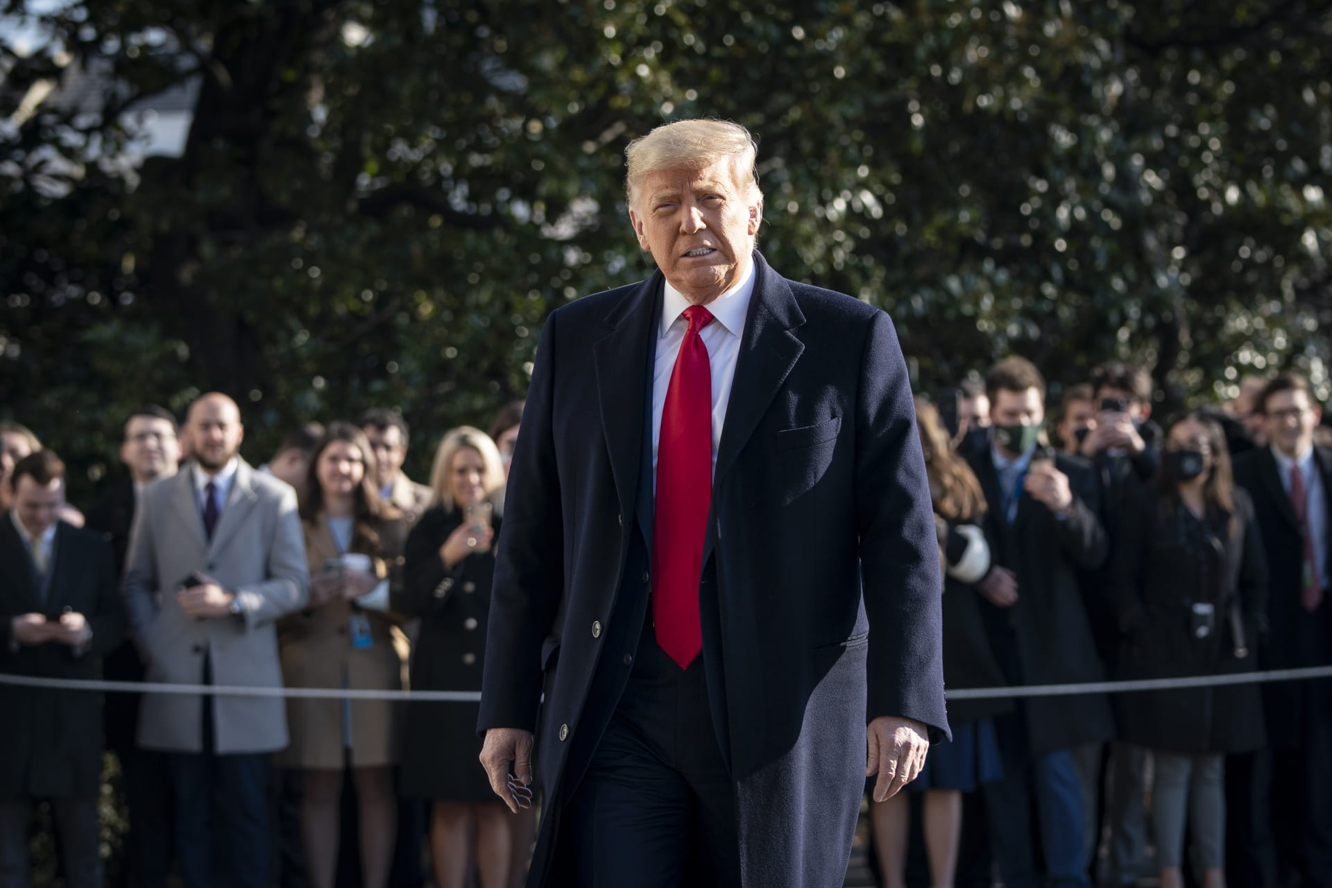 تويتر: حظر ترامب سيكون بشكل دائم حتى إذا ترشح للرئاسة مجدداً