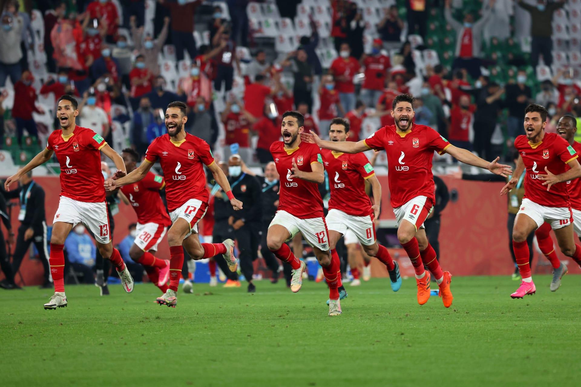 الأهلي المصري يفوز ببرونزية مونديال الأندية بعد فوزه على بالميراس البرازيلي بركلات الترجيح