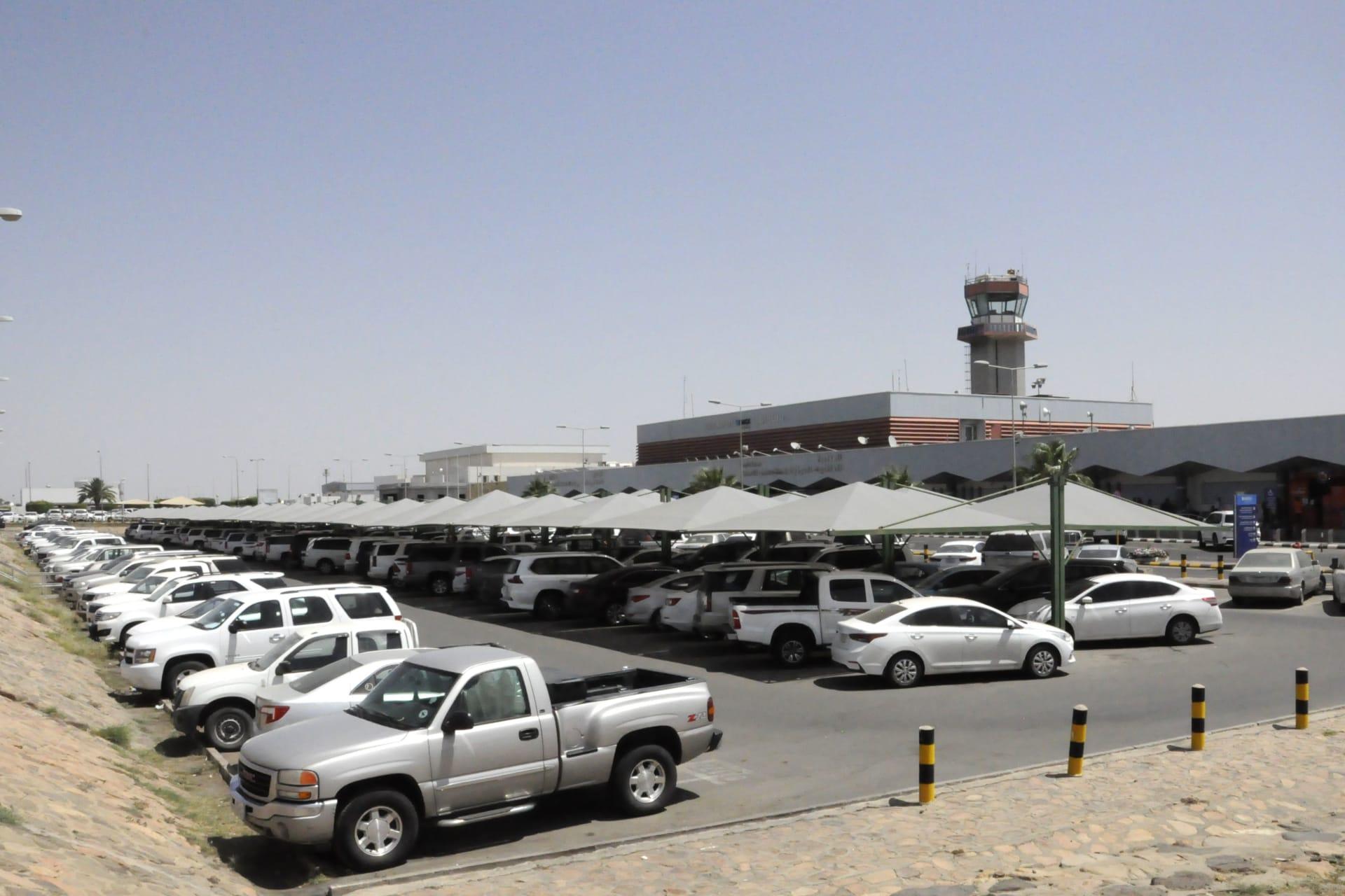 صورة أرشيفية (مطار أبها)