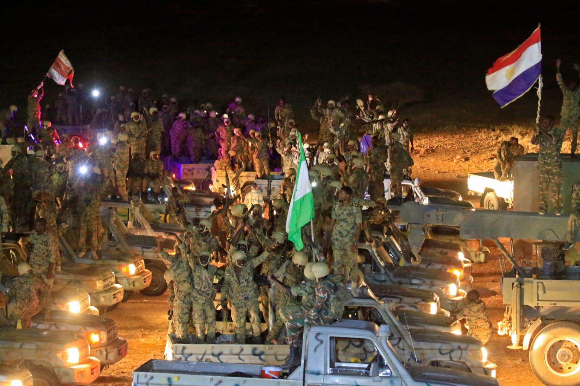 """السودان يرفض """"عدوان إثيوبيا"""" على أراضيه.. ويحذر من """"تبعات خطيرة"""""""
