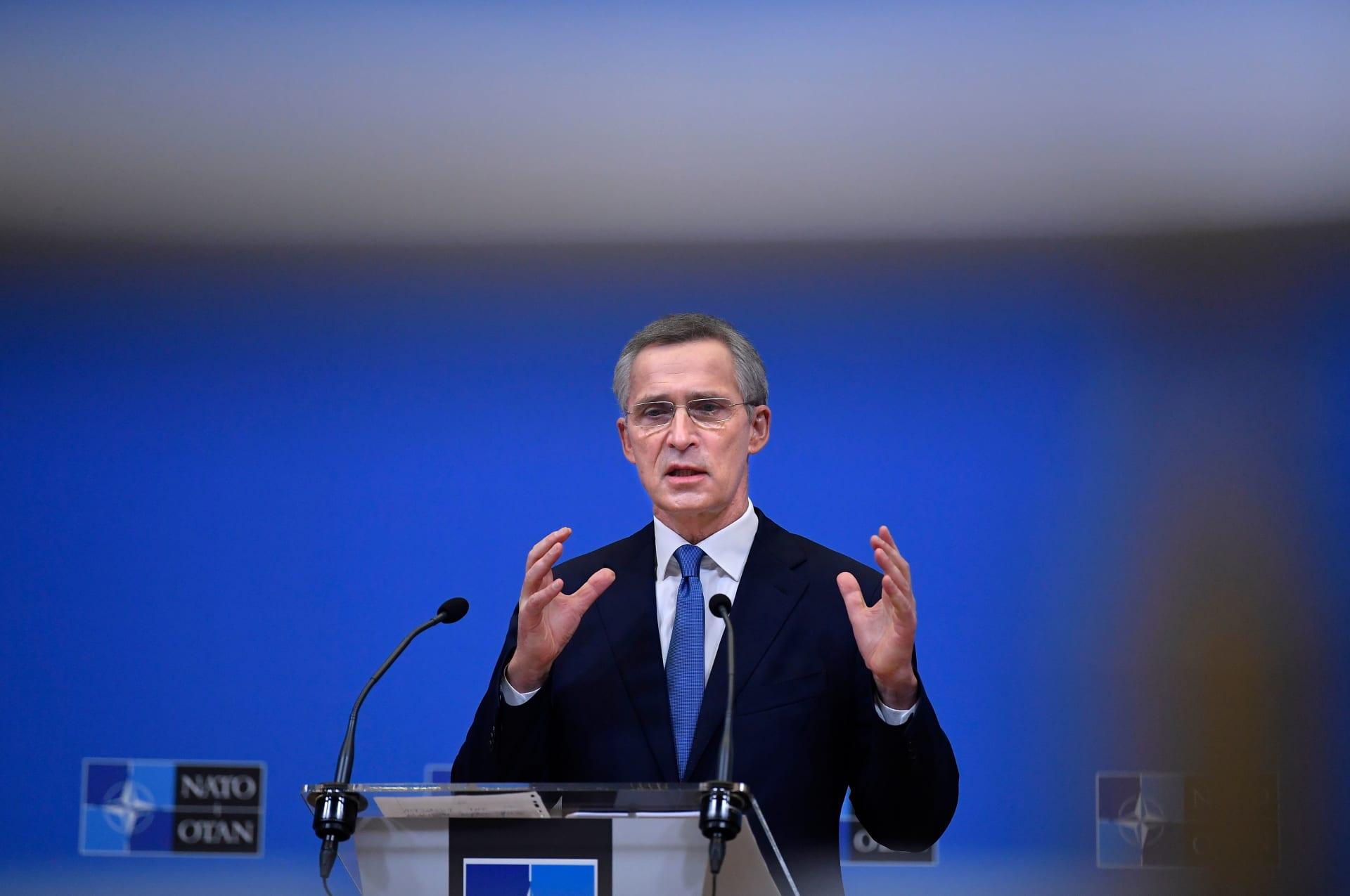 حلف الناتو يوسع مهمته في العراق ثمانية أضعاف