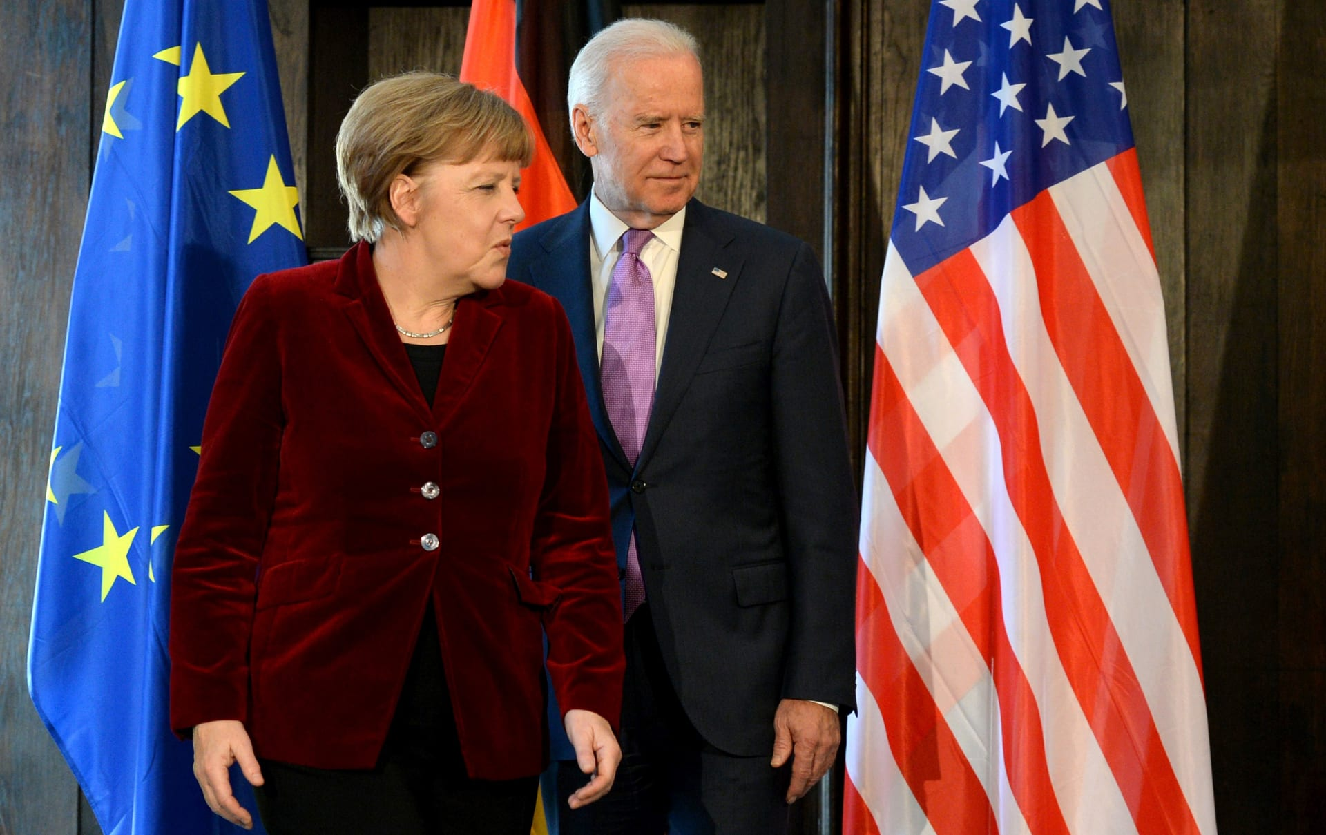 مؤتمر ميونخ للأمن: بايدن يهاجم روسيا والصين.. وميركل تدعو لأجندة موحدة تجاههما