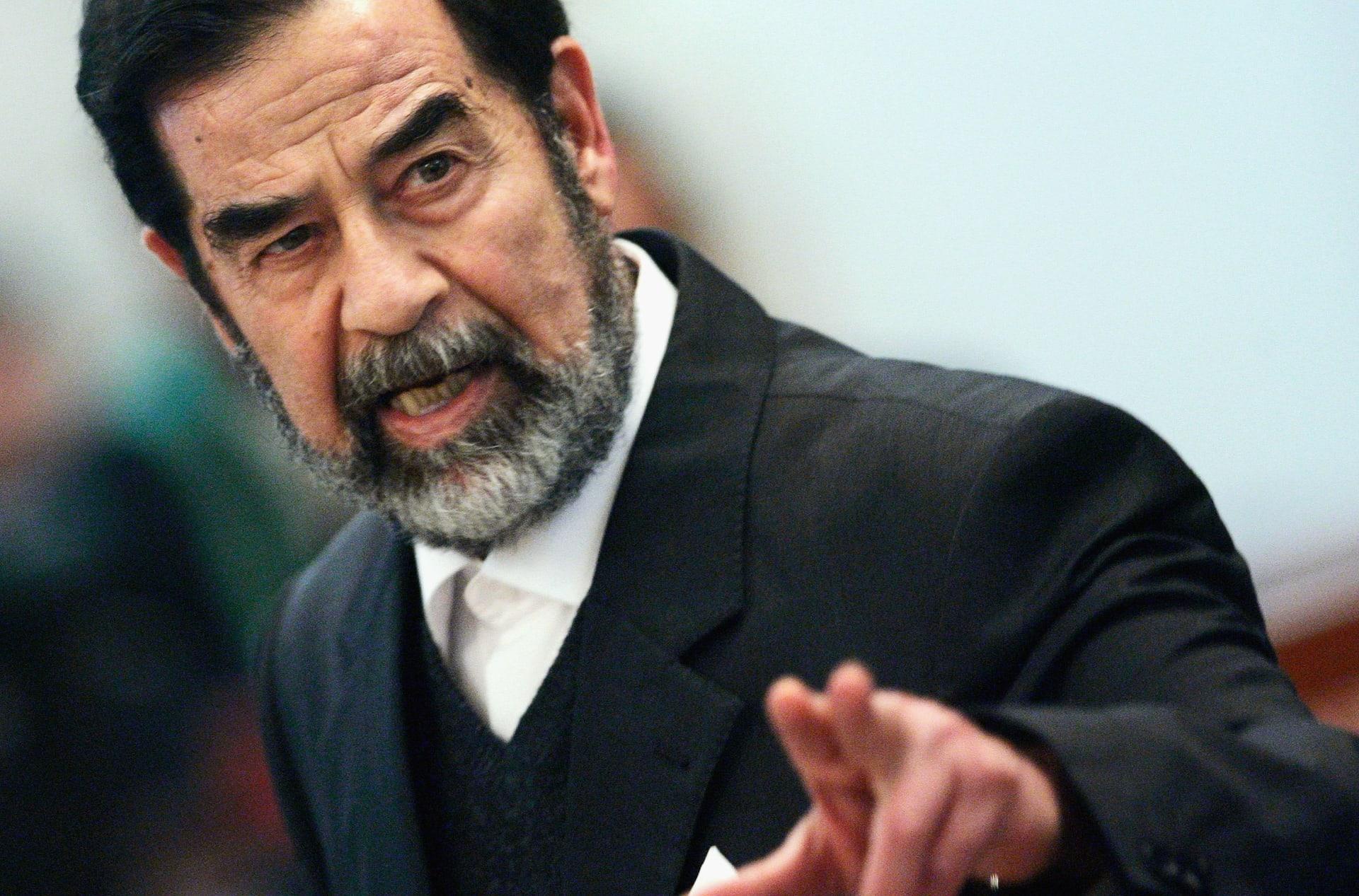 رغد صدام حسين ترد على حقيقة وجود أخ غير معلن عنه وابن لشقيقها عدي.. وتروي تعليق والدها على ذلك