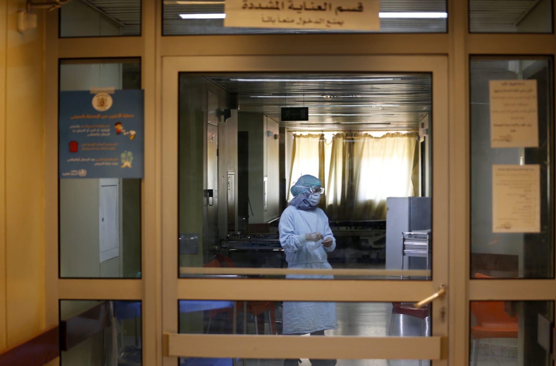 سوريا: إعطاء لقاح كورونا للعاملين في الخطوط الأمامية لمواجهة الوباء الأسبوع المقبل