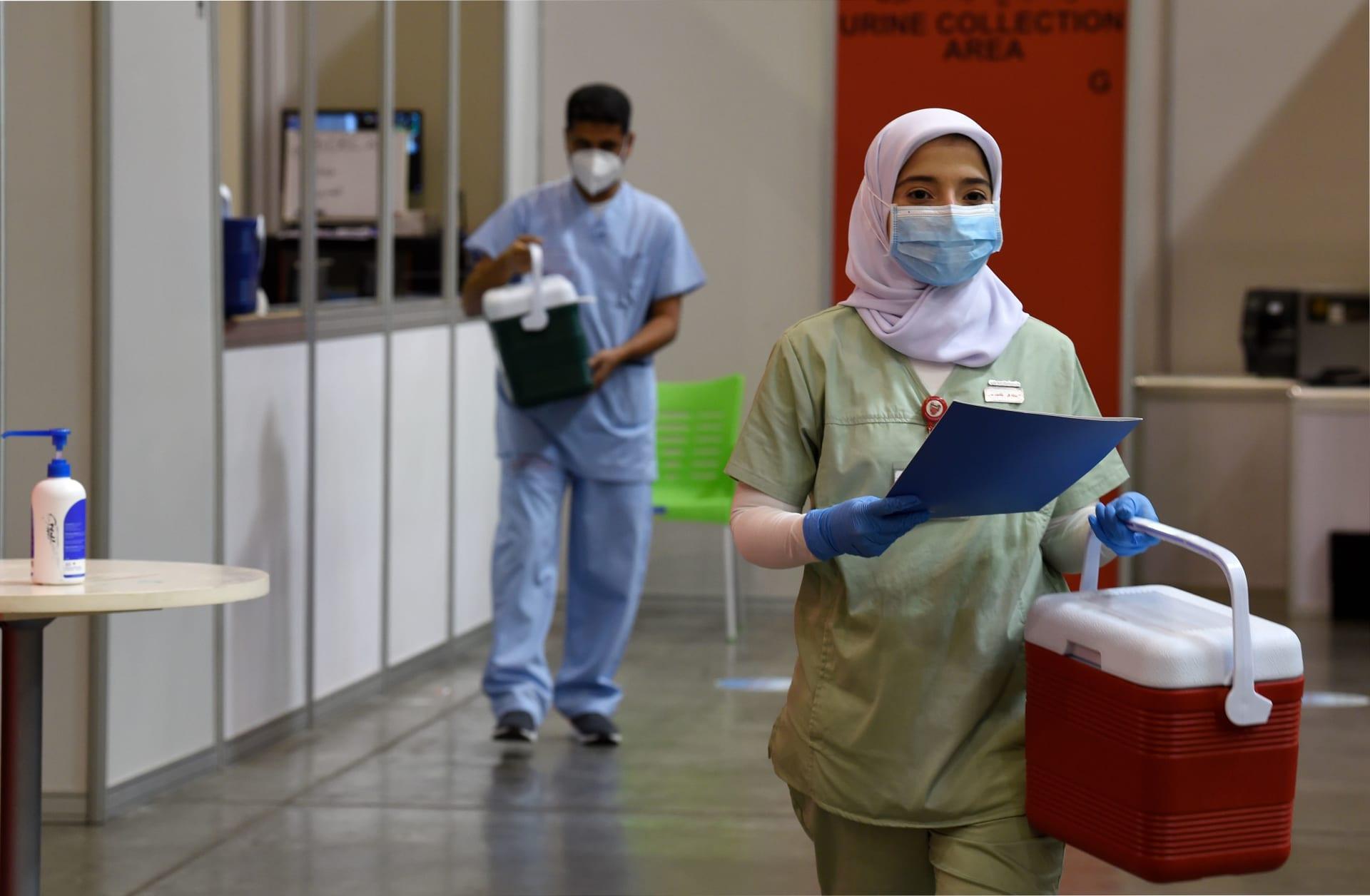 الخامس في المملكة.. البحرين تمنح موافقة الاستخدام الطارئ للقاح جونسون