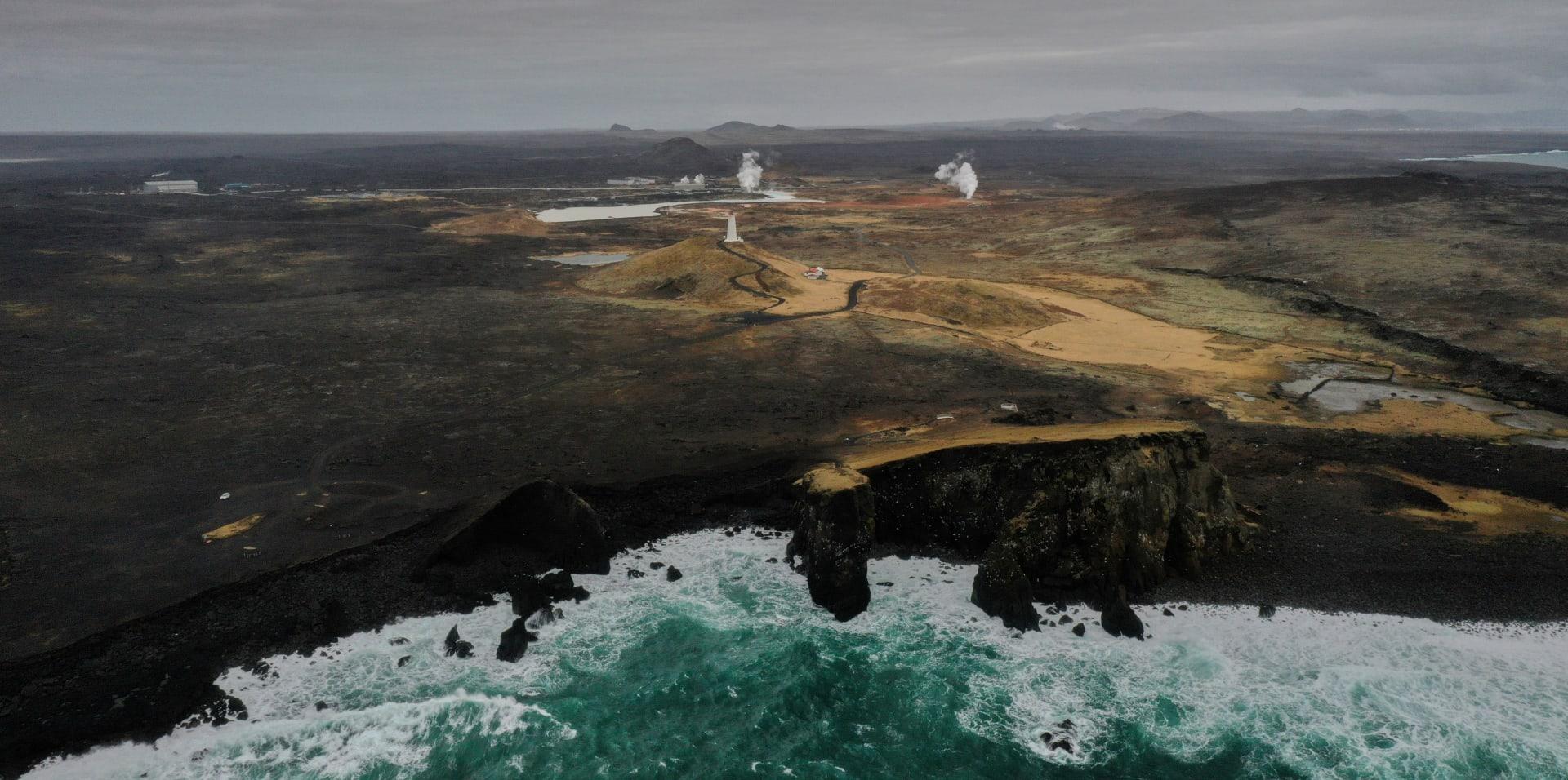 """17 ألف زلزال بأسبوع واحد ومخاوف من """"انفجار بركاني"""" في آيسلندا"""