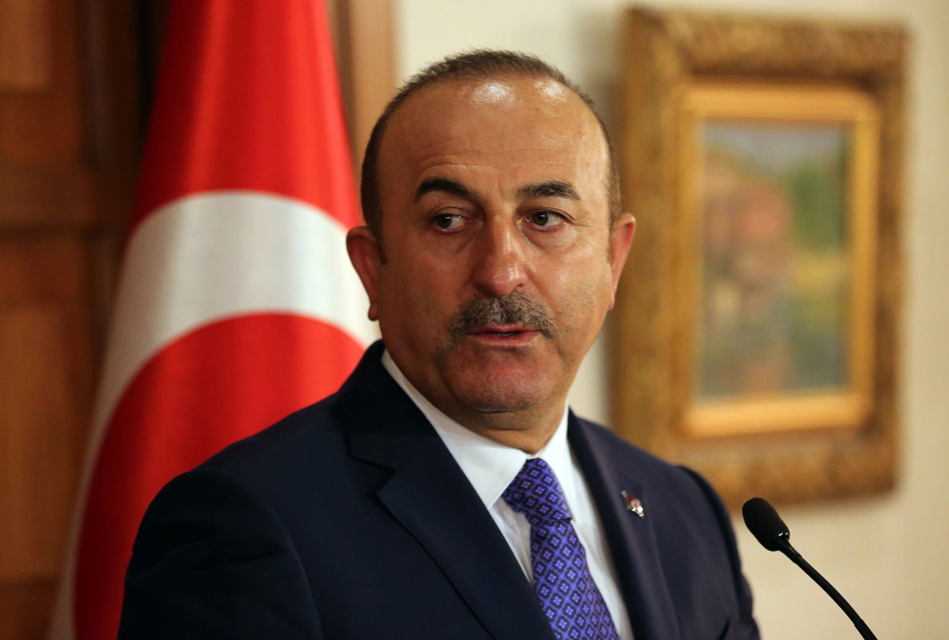 وزير الخارجية التركي: بدأنا الاتصالات مع مصر دون شروط مسبقة.. وسنجري جولة مباحثات دبلوماسية واستخباراتية