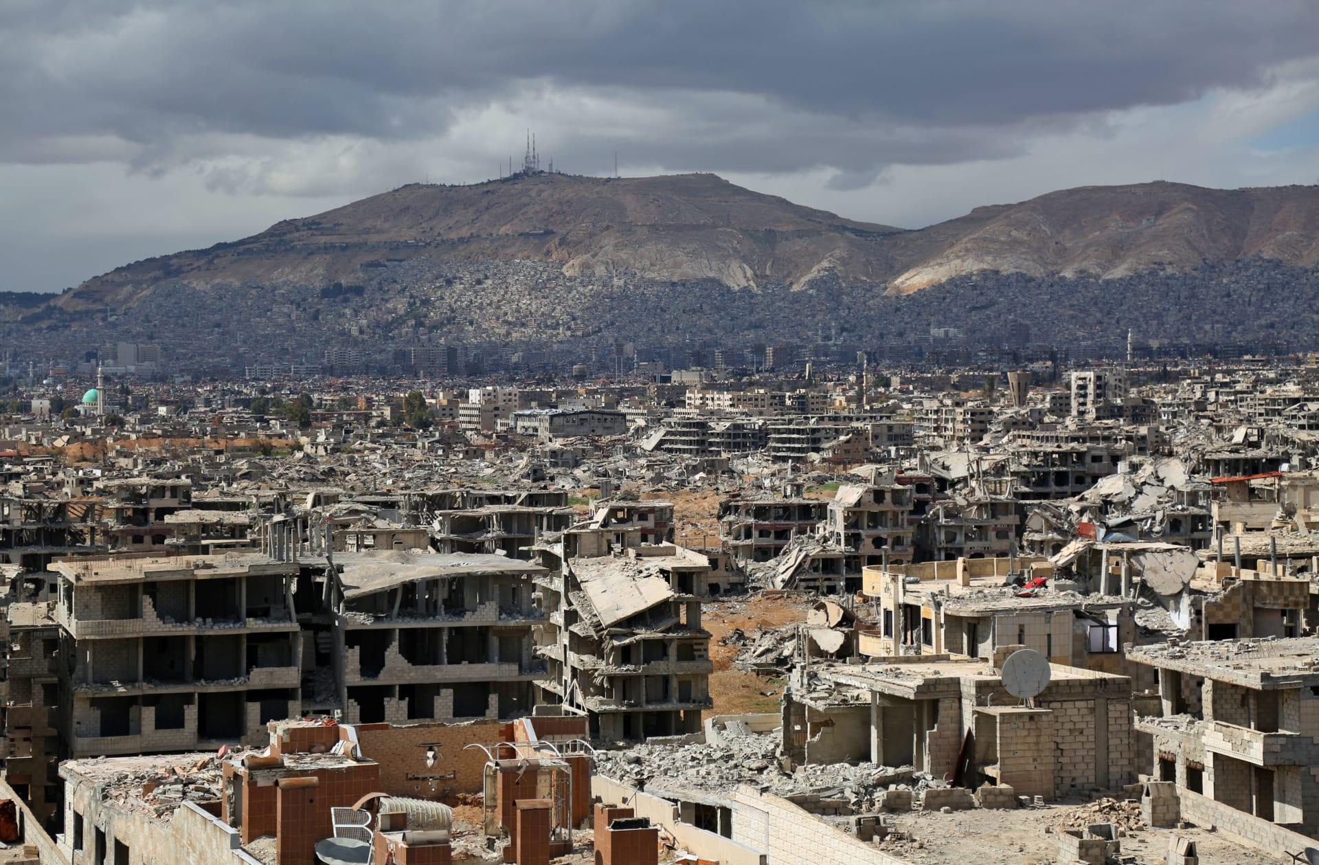 """سوريا.. الإعلان عن إحباط محاولة """"إرهابية"""" لاستهداف العاصمة دمشق"""