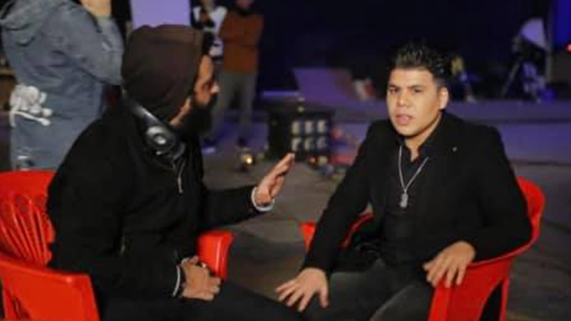 """مغني المهرجانات عمر كمال يواجه أزمة جديدة """"بين السما والأرض"""""""