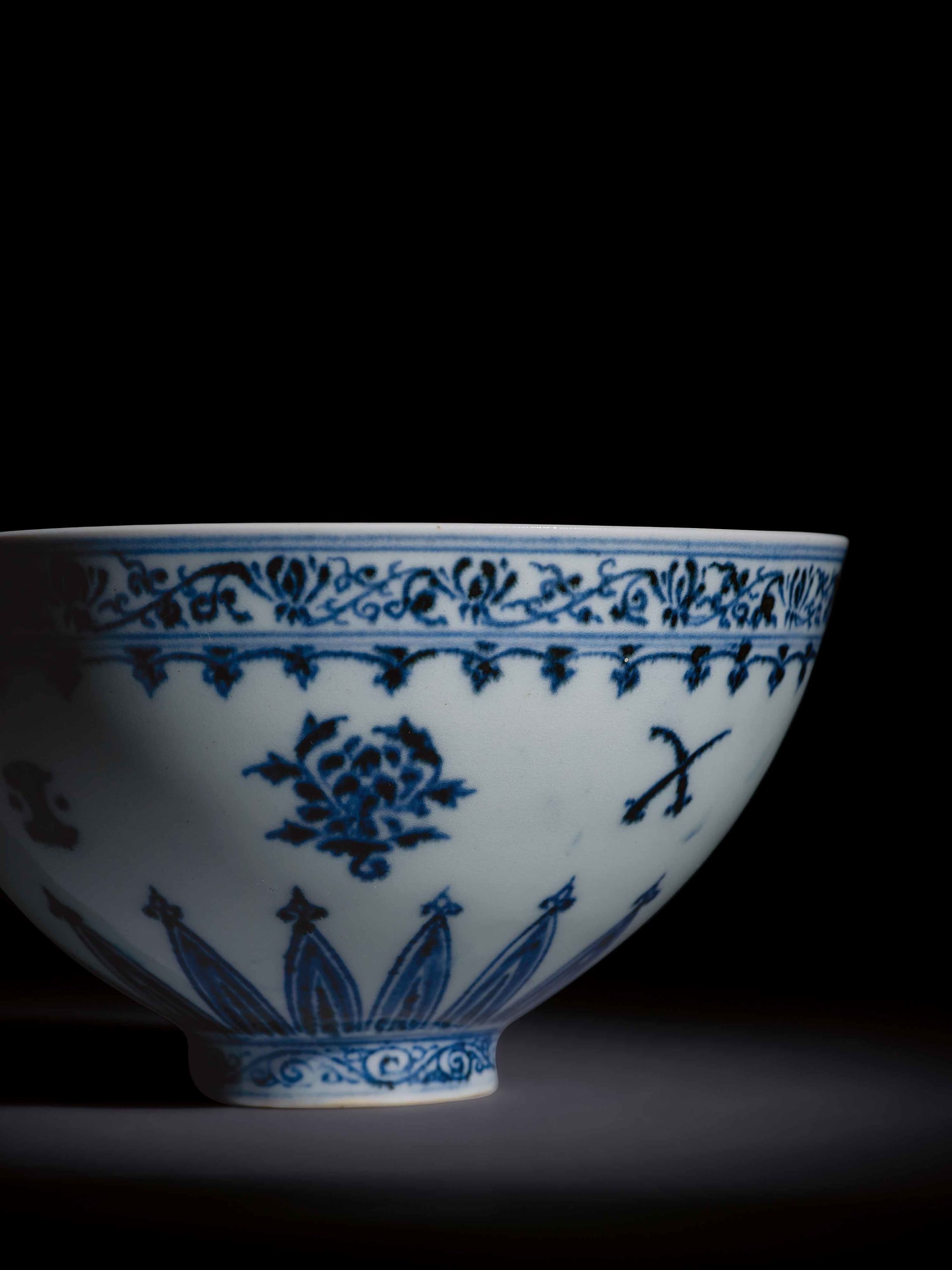 وعاء صيني نادر