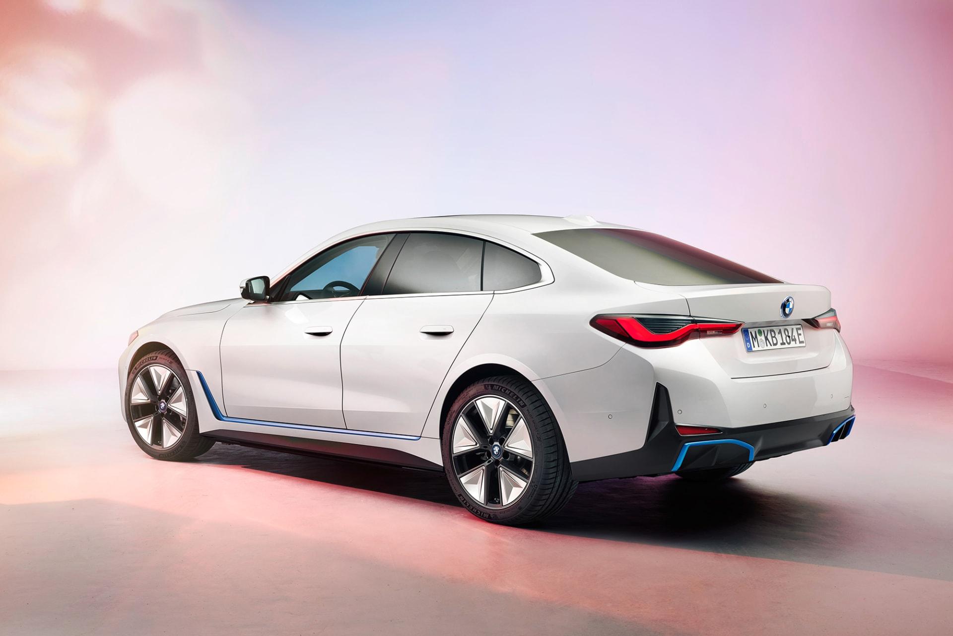 BMW تكشف عن سيارة كهربائية جديدة..