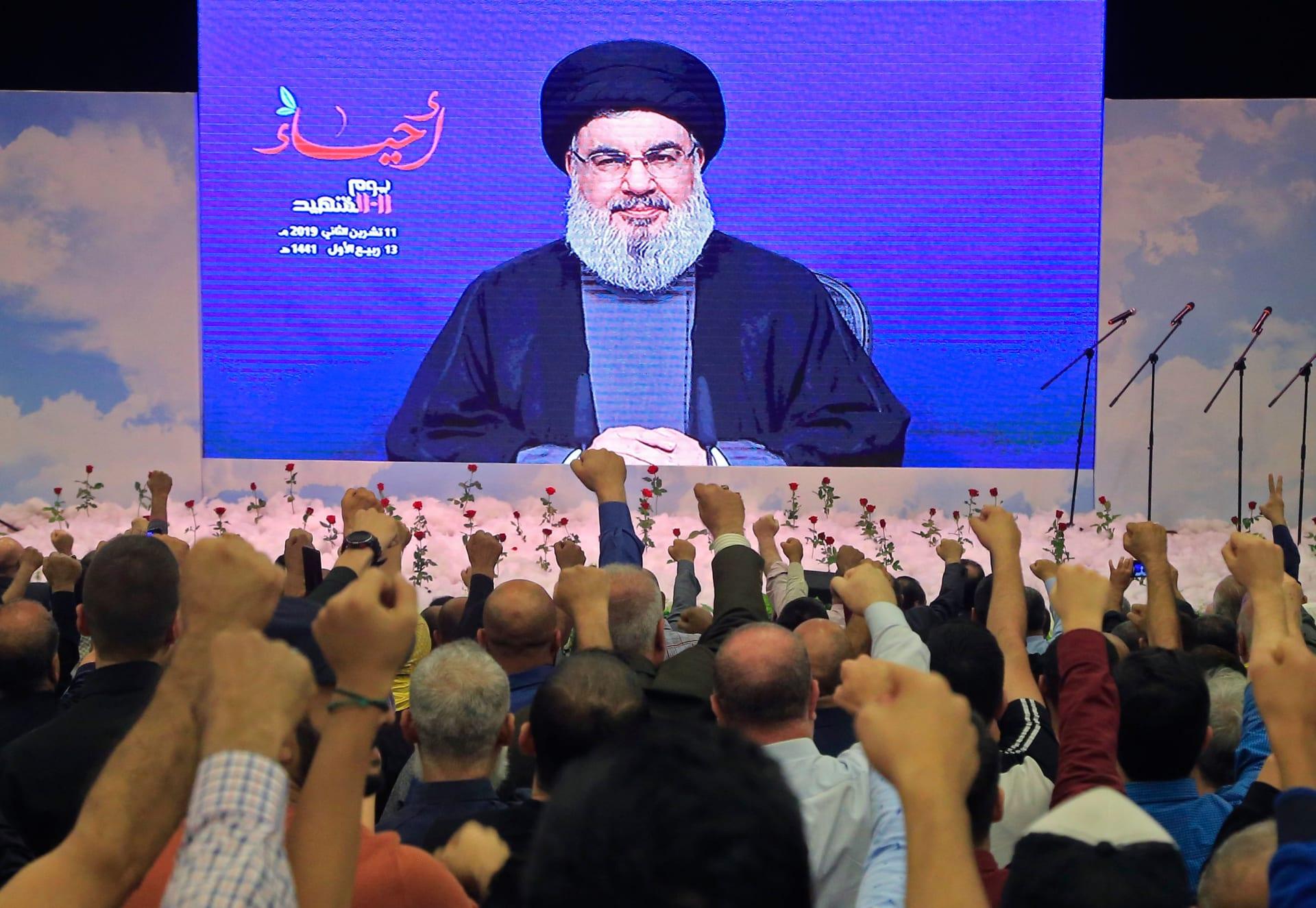 حسن نصرالله: حكومة الاختصاصيين لن تصمد دون غطاء سياسي.. وأعضاء الحزب لا يقبضون بالدولار