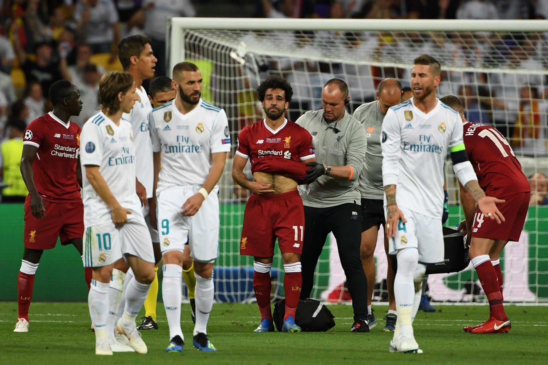 دوري أبطال أوروبا: ليفربول يواجه ريال مدريد وبايرن ميونخ مع باريس سان جيرمان في تكرار لنهائي 2018 و2020
