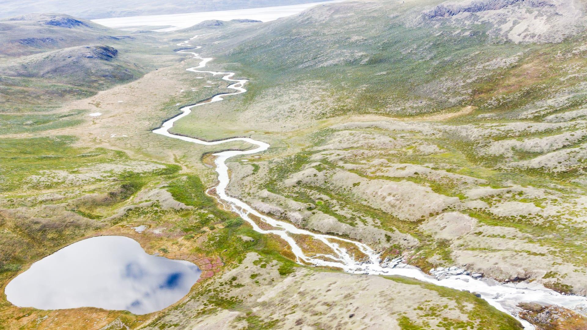 كشف هذا المشروع السري من عصر الحرب الباردة عن مفاجأة في أعماق الجليد في غرينلاند