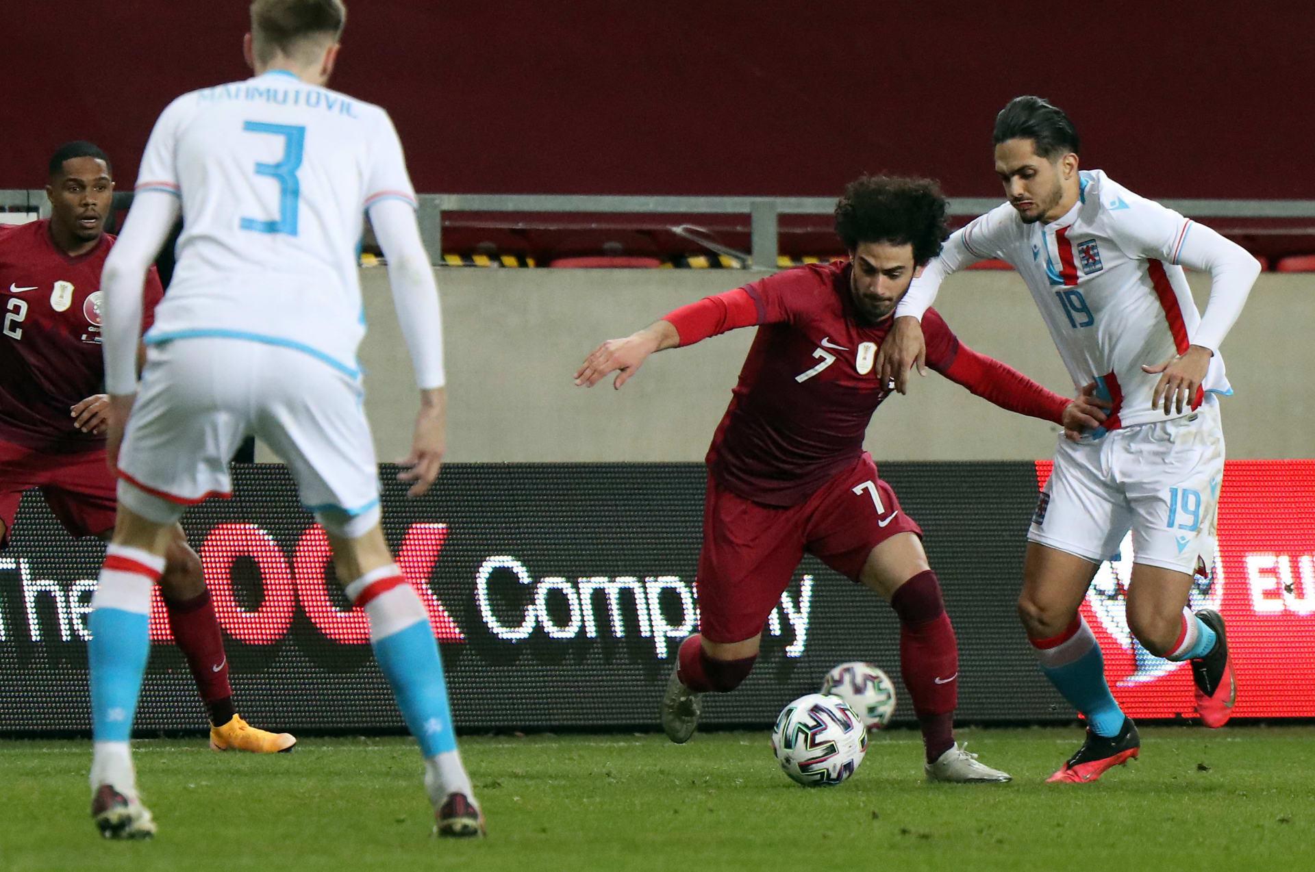 منتخب قطر يفوز على لوكسمبورغ بهدف دون رد في التصفيات الأوروبية لكأس العالم