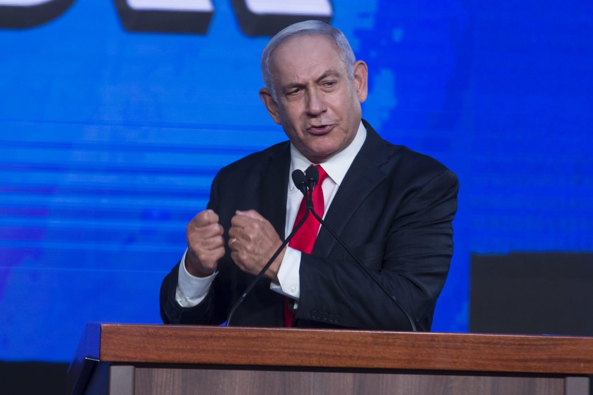 النتائج النهائية للانتخابات الإسرائيلية تشكل تحديًا أمام نتنياهو