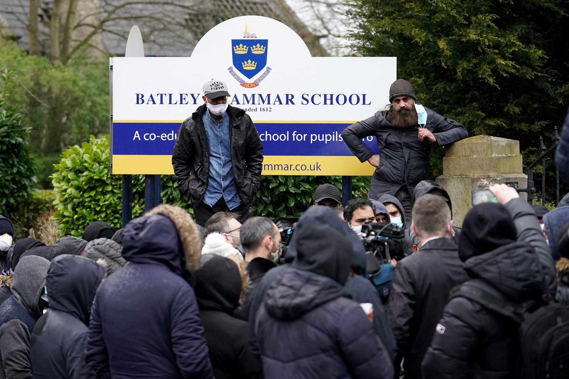مدرسة بريطانية تثير جدلا بسبب رسوم كاريكاتورية للنبي محمد