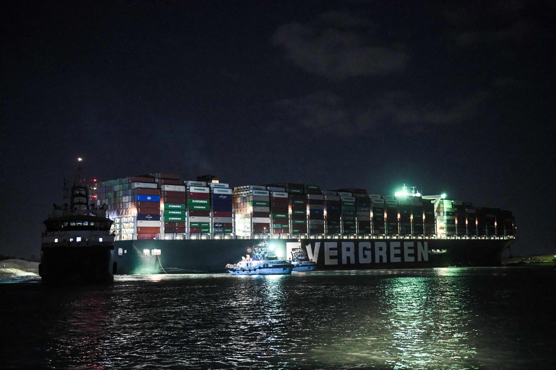 سفير إيران في روسيا يدعو إلى ممر بديل لقناة السويس بعد أزمة السفينة الجانحة