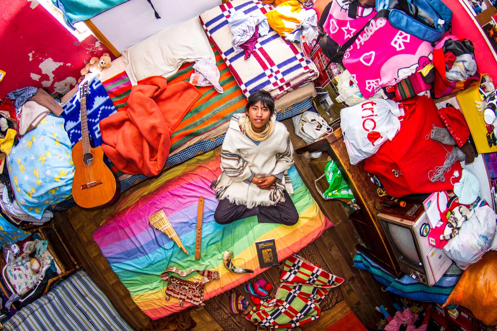 الغرفة 665 – مارسيلو – 18 عاماً – لاباز – بوليفيا