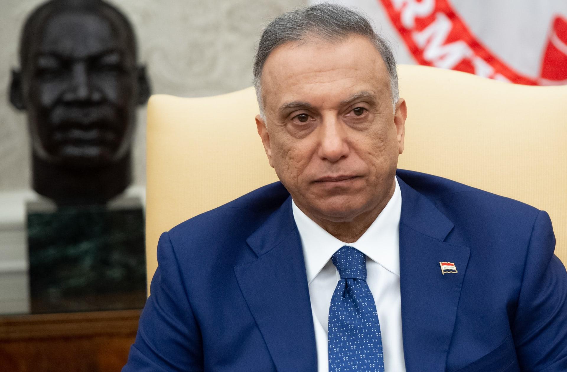 وصول رئيس الوزراء العراقي إلى السعودية.. وتداول تصريحات لمحمد بن سلمان حول العلاقات
