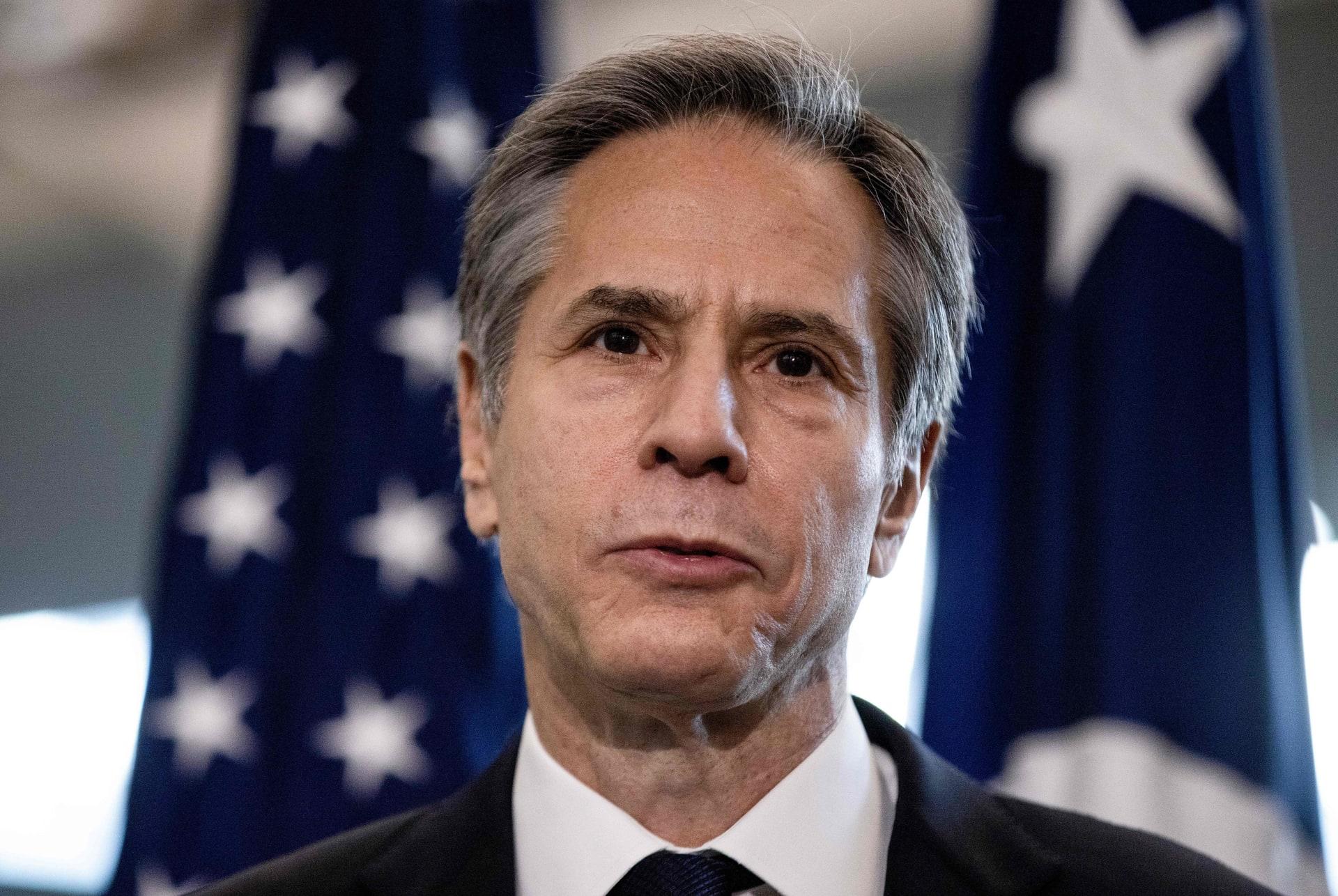 وزير الخارجية الأمريكي: نثني على حل السودان مشكلة مظالم ضحايا الإرهاب