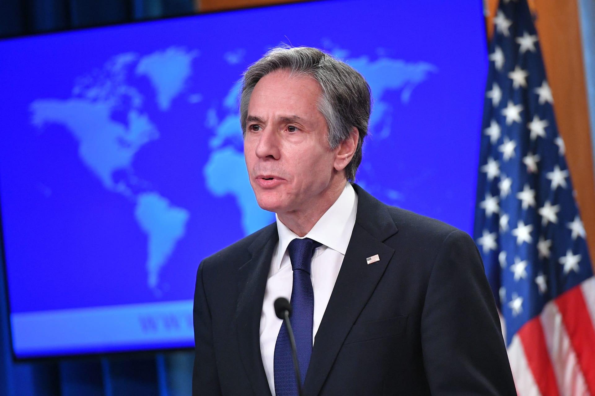 إدارة بايدن تلغي أمر ترامب التنفيذي لمعاقبة مسؤولي المحكمة الجنائية الدولية