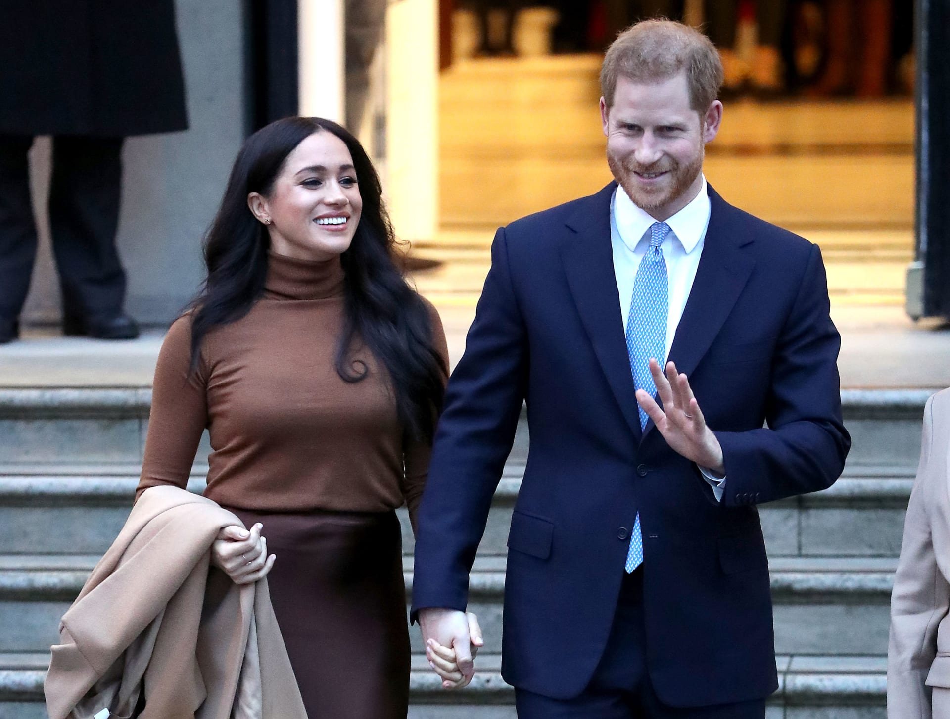 الأمير هاري وميغان يكشفان عن أول برنامج لهما على نتفليكس