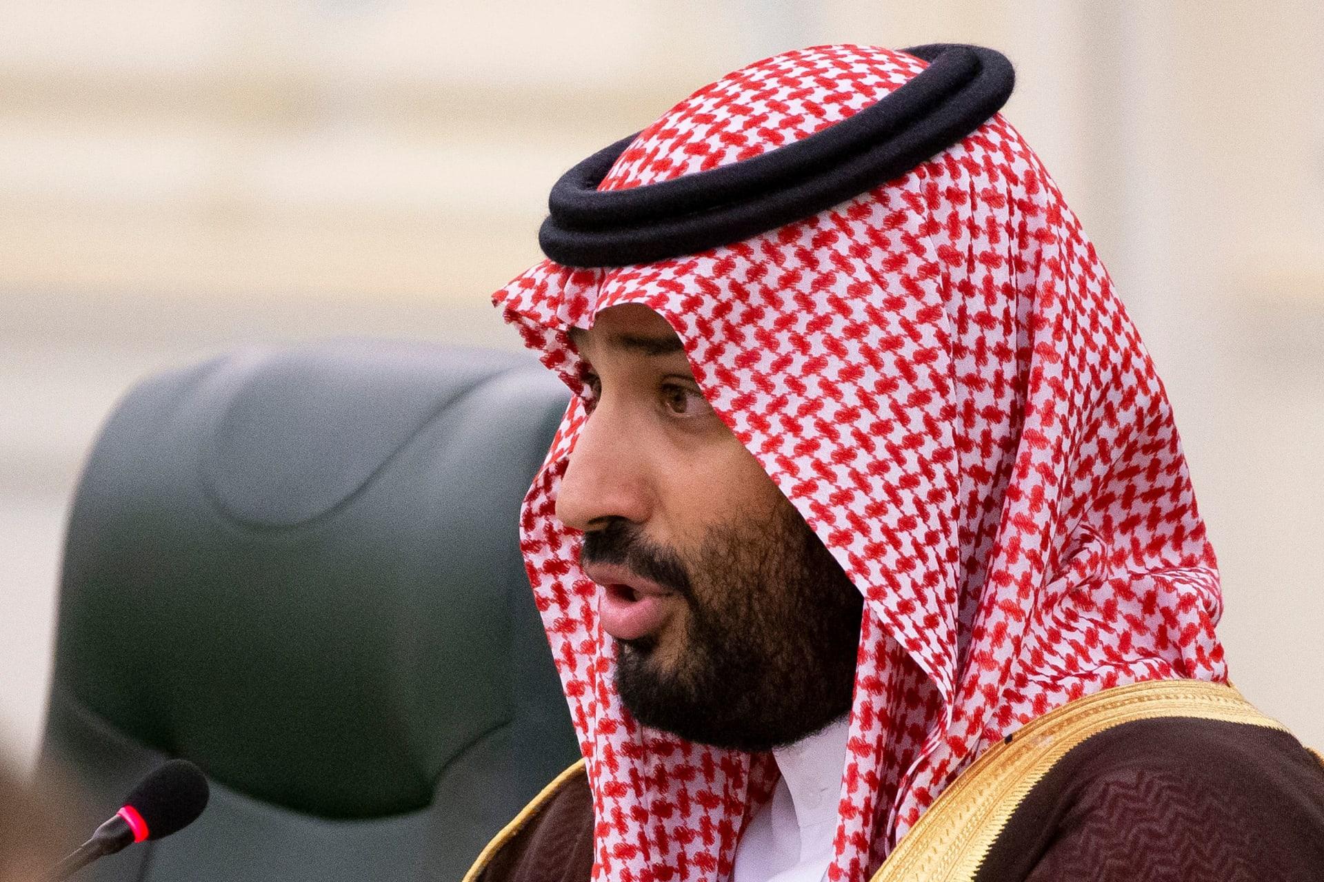 """ولي العهد السعودي يطلق رؤية """"رحلة عبر الزمن"""" لتأهيل المناطق الأثرية في العلا"""