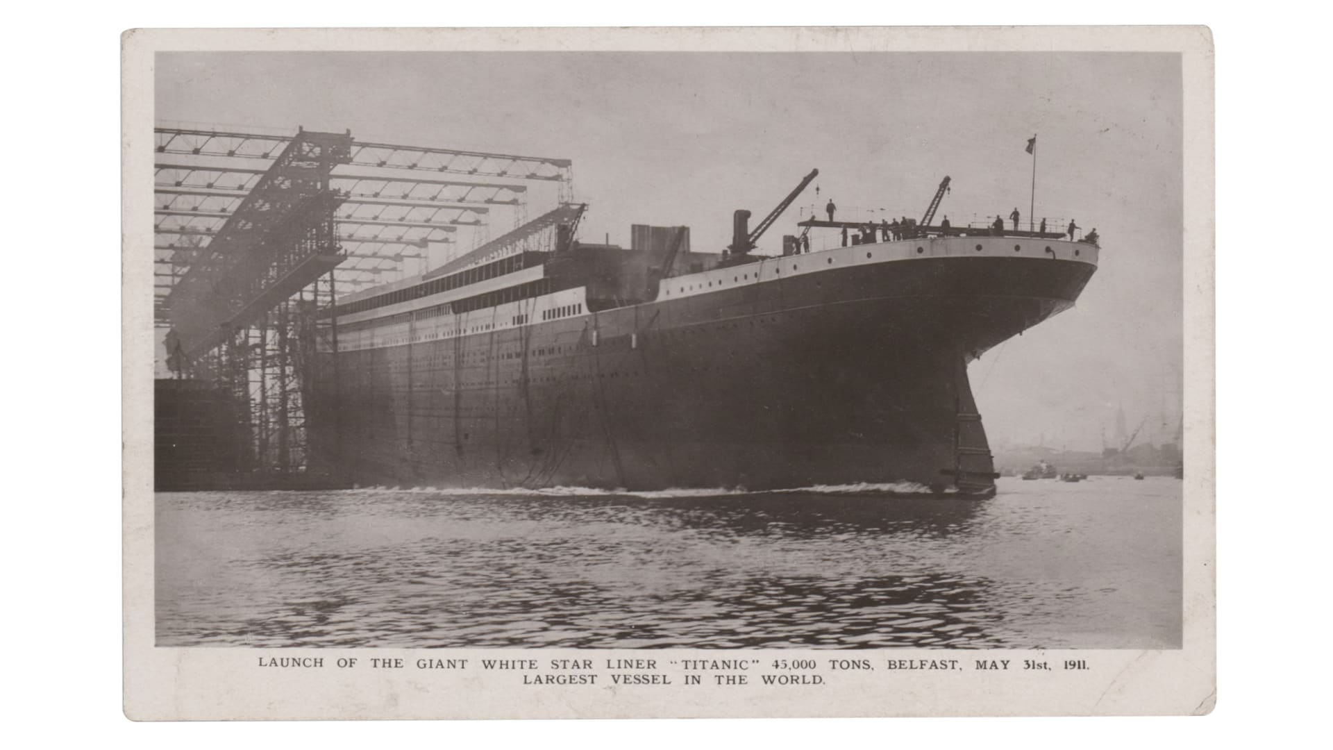 سفينة تيتانيك