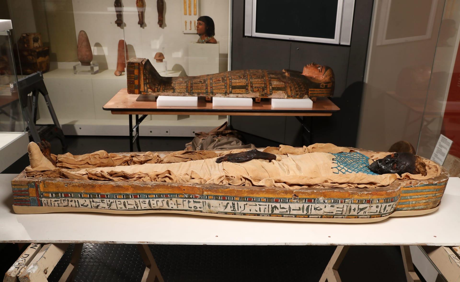 """""""تاكابوتي"""".. دراسة تكشف عن اللغز وراء مقتل هذه المومياء المصرية القديمة"""